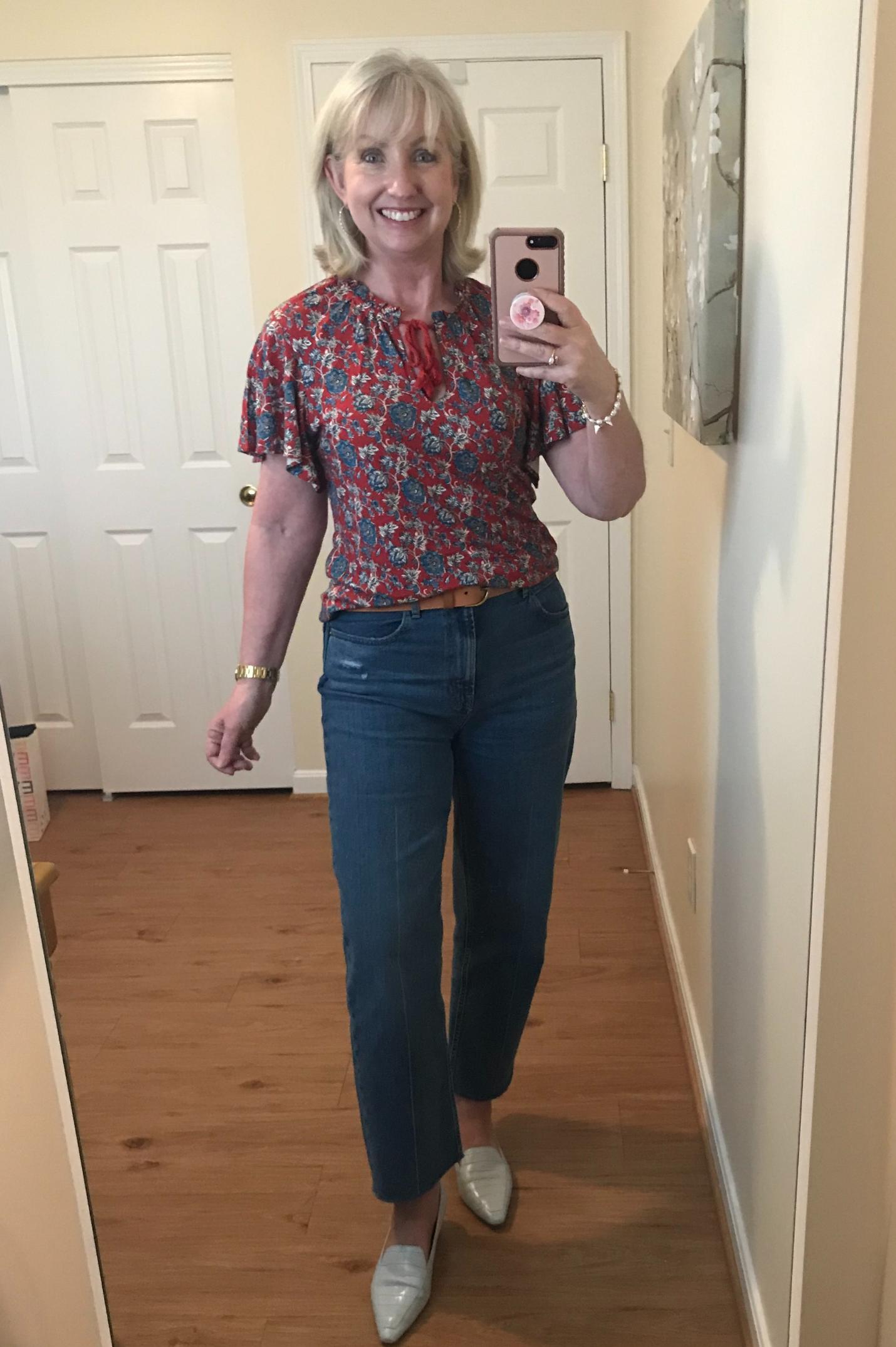 How I Dressed for Thursday 1