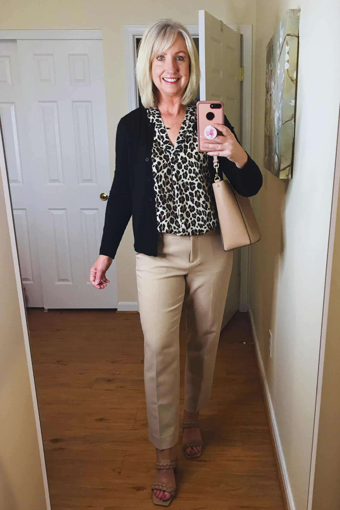 How I Really Dressed Sunday morning