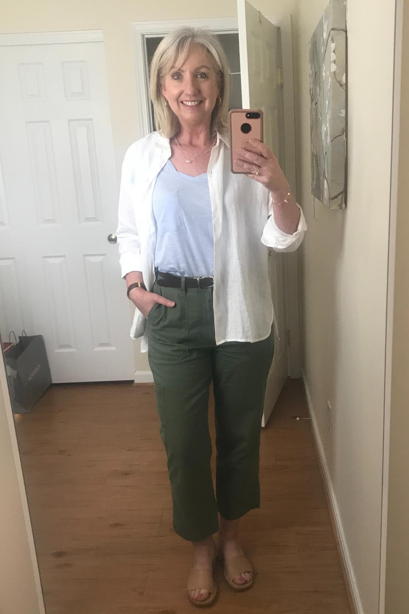 How I Really Dressed Wednesday (2)