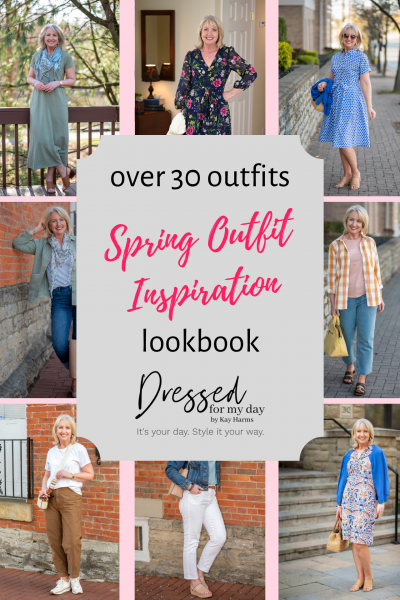 Spring Outfit Inspiration Lookbook