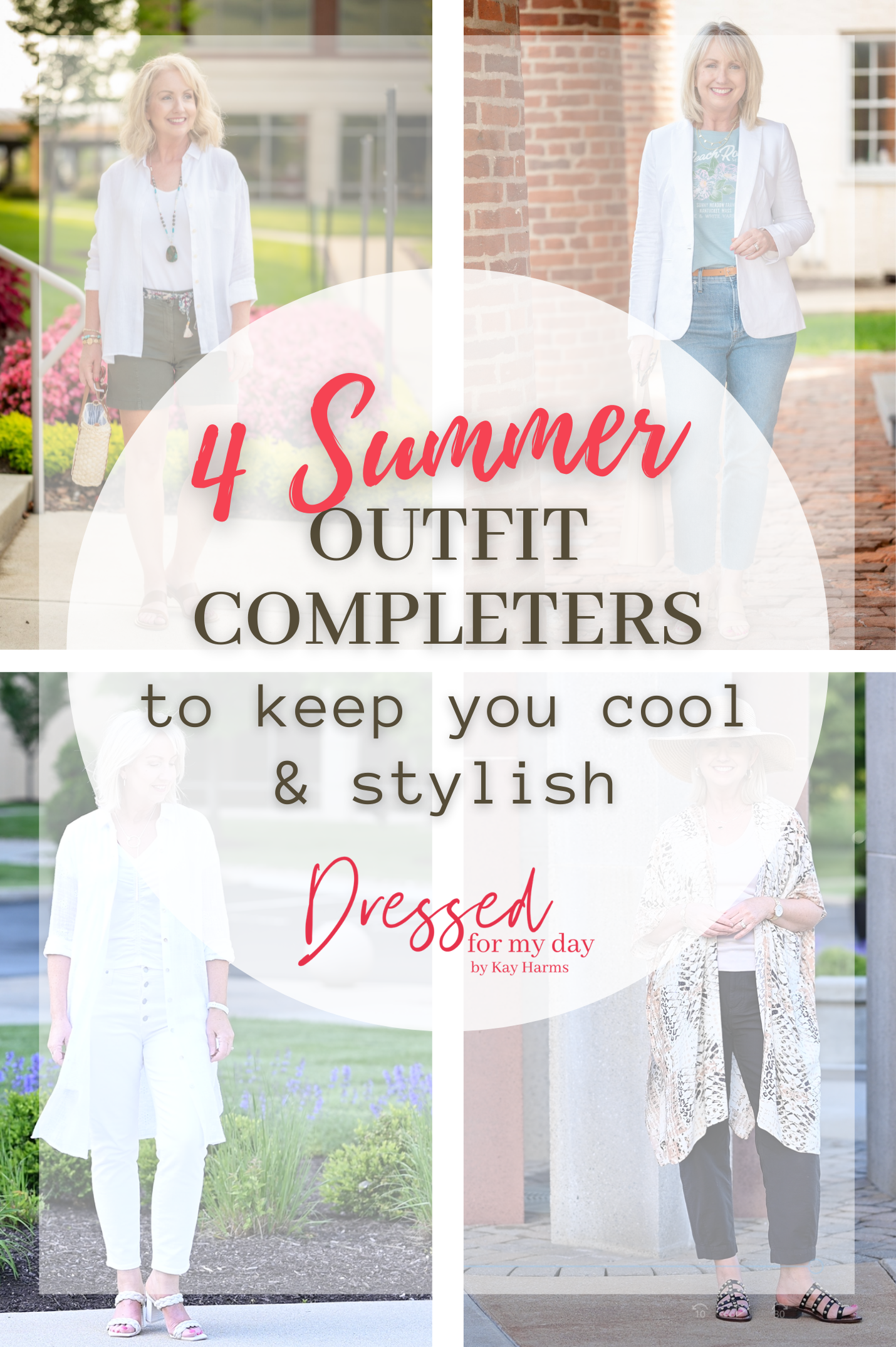 Summer Outfit Completers