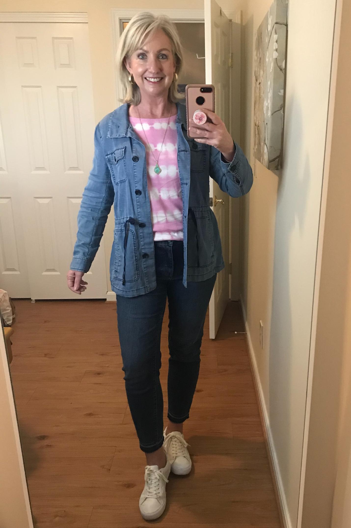 What I wore Monday