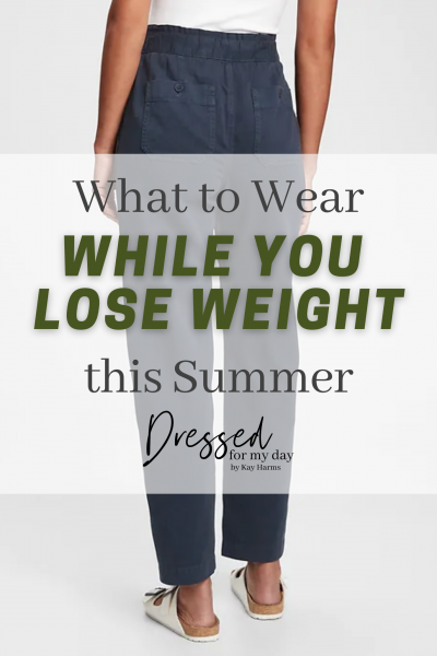 What to Wear While You Lose Weight This Summer