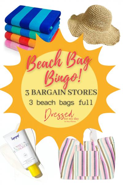 Beach Bag Bingo