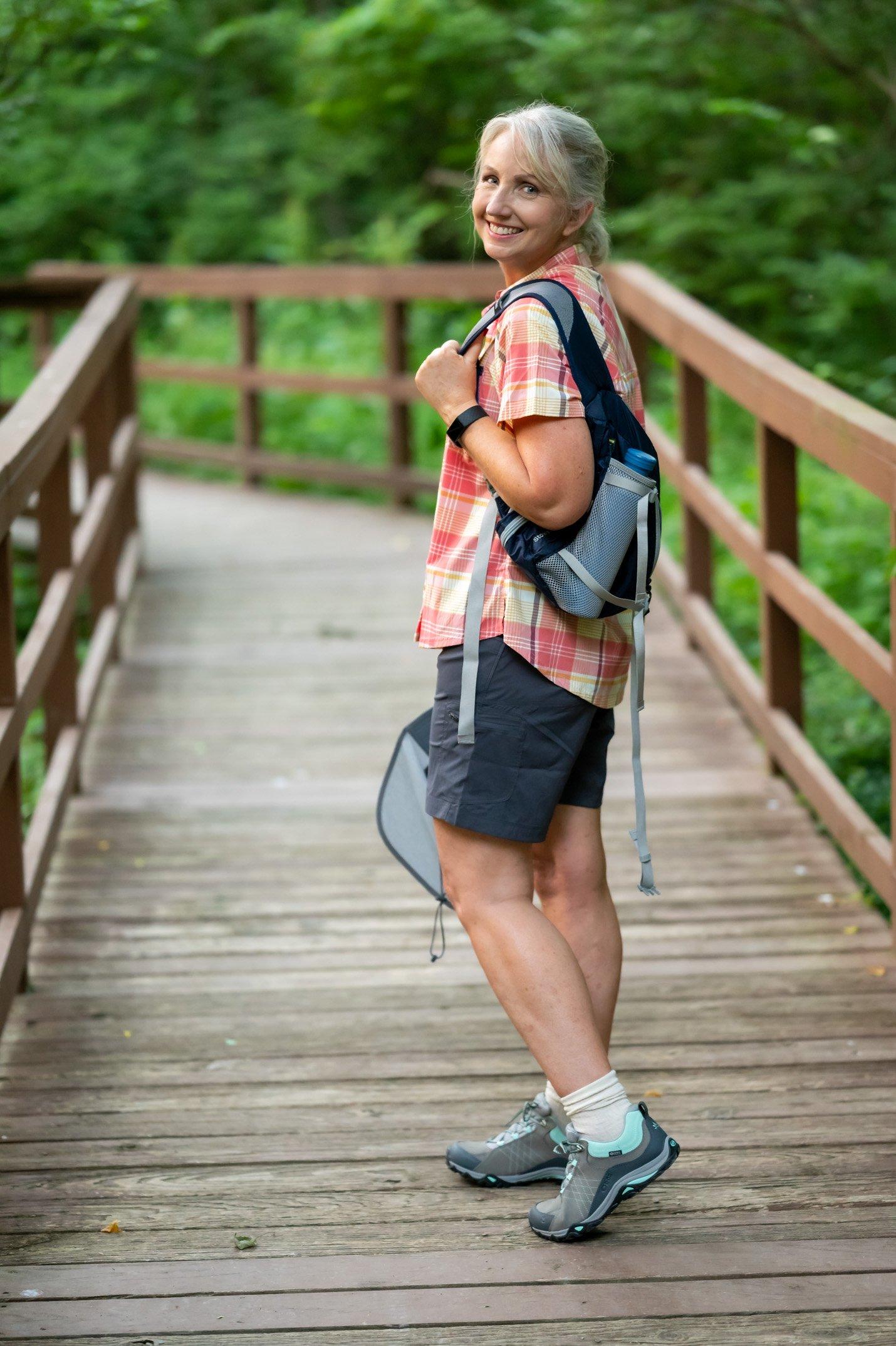Hiking in Ohio