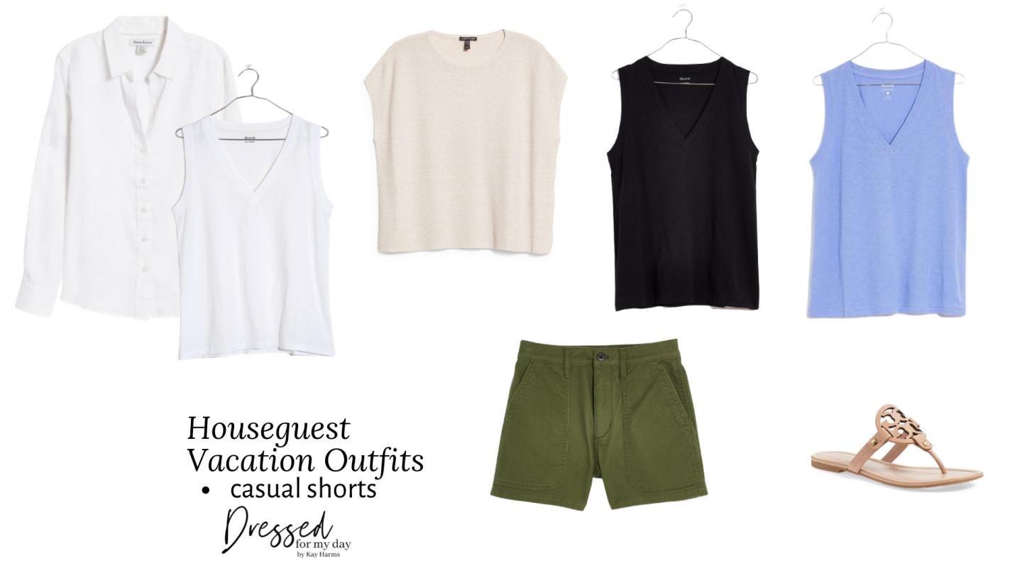 HG casual shorts
