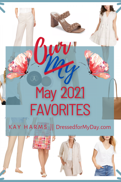 Our May 2021 Favorites