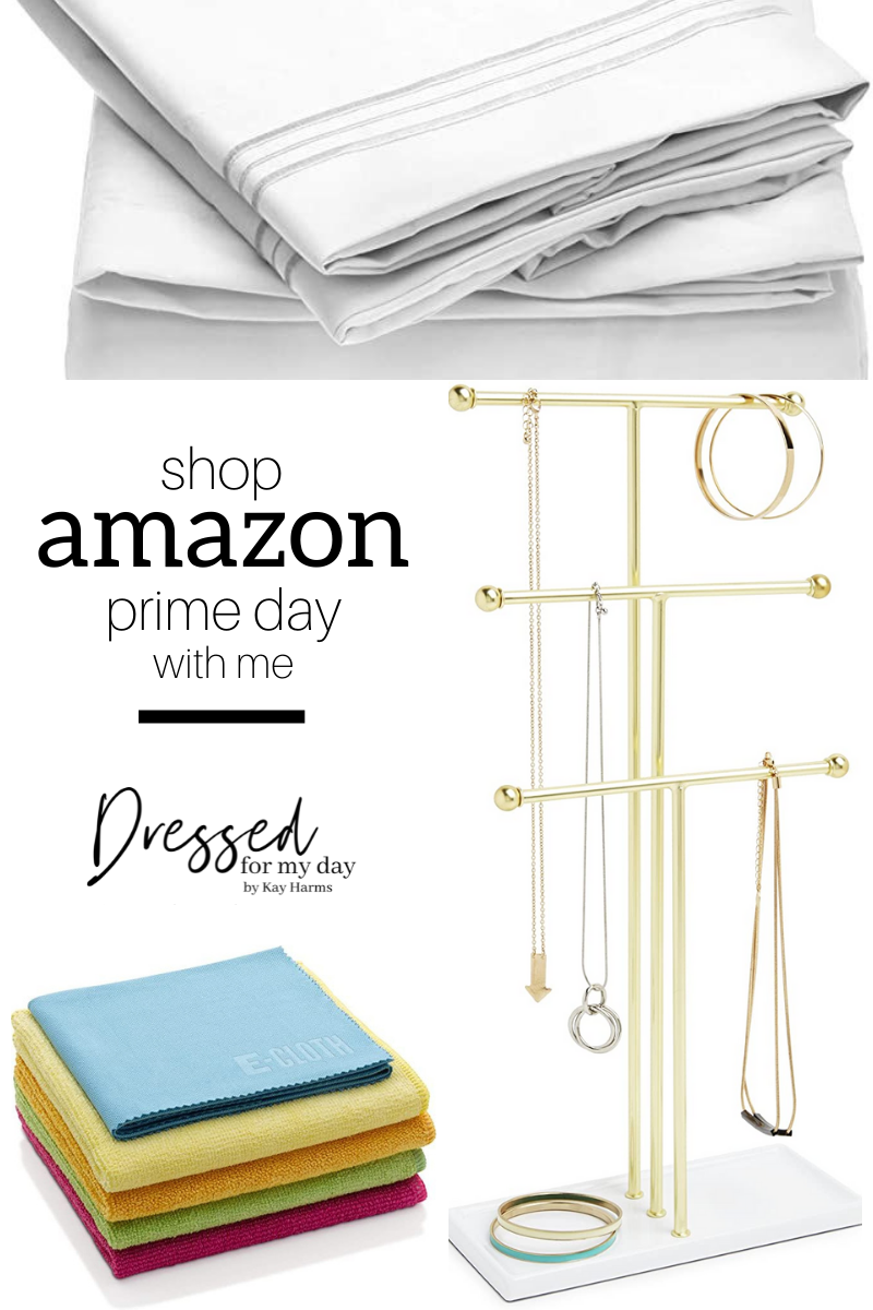 Shop Amazon Prime Day with Me