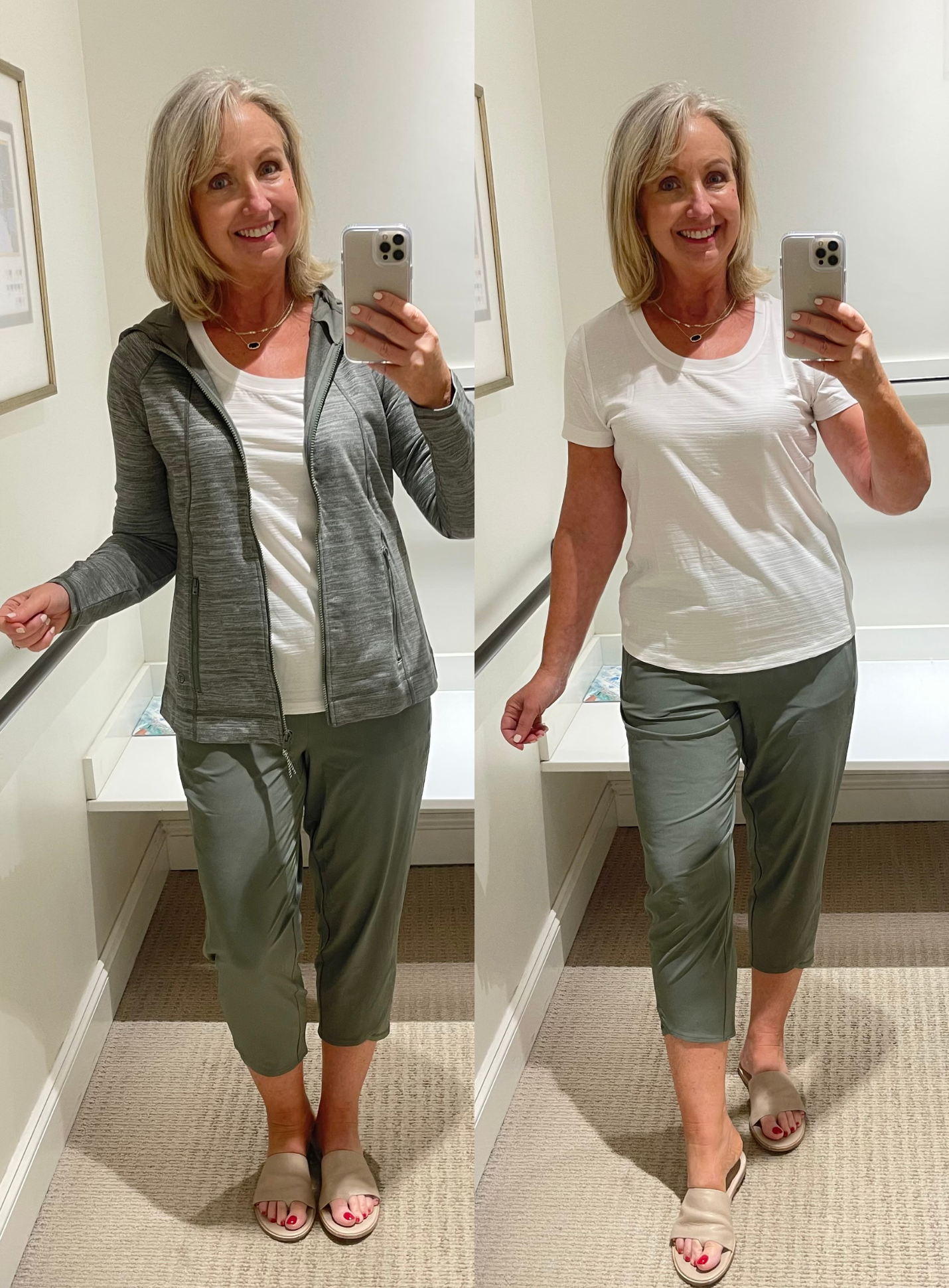 Talbots Summer 2021 Try-On
