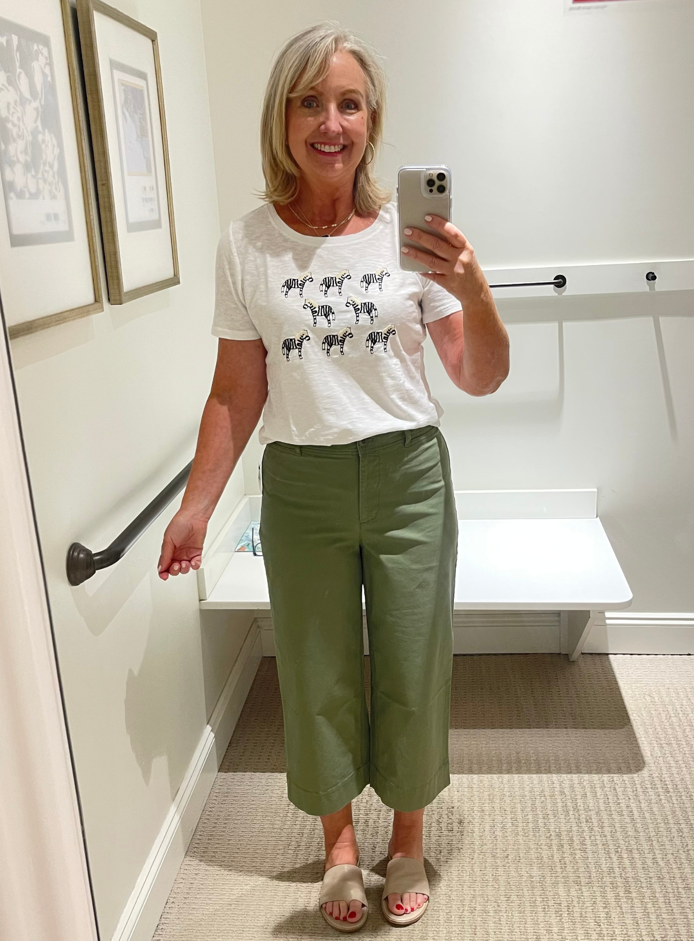 Talbots Summer 2021 Try-On 3