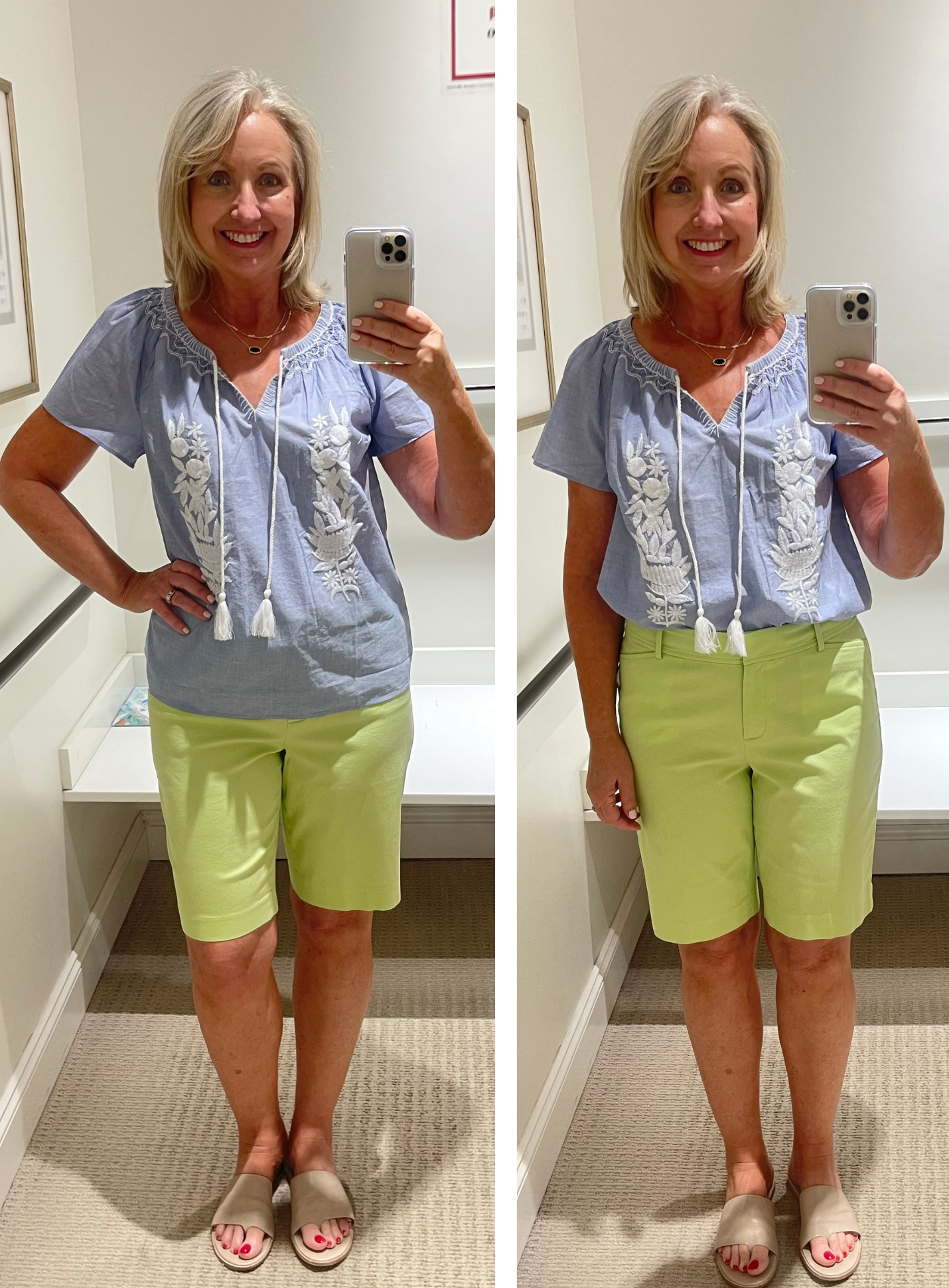 Talbots Summer 2021 Try-On 5