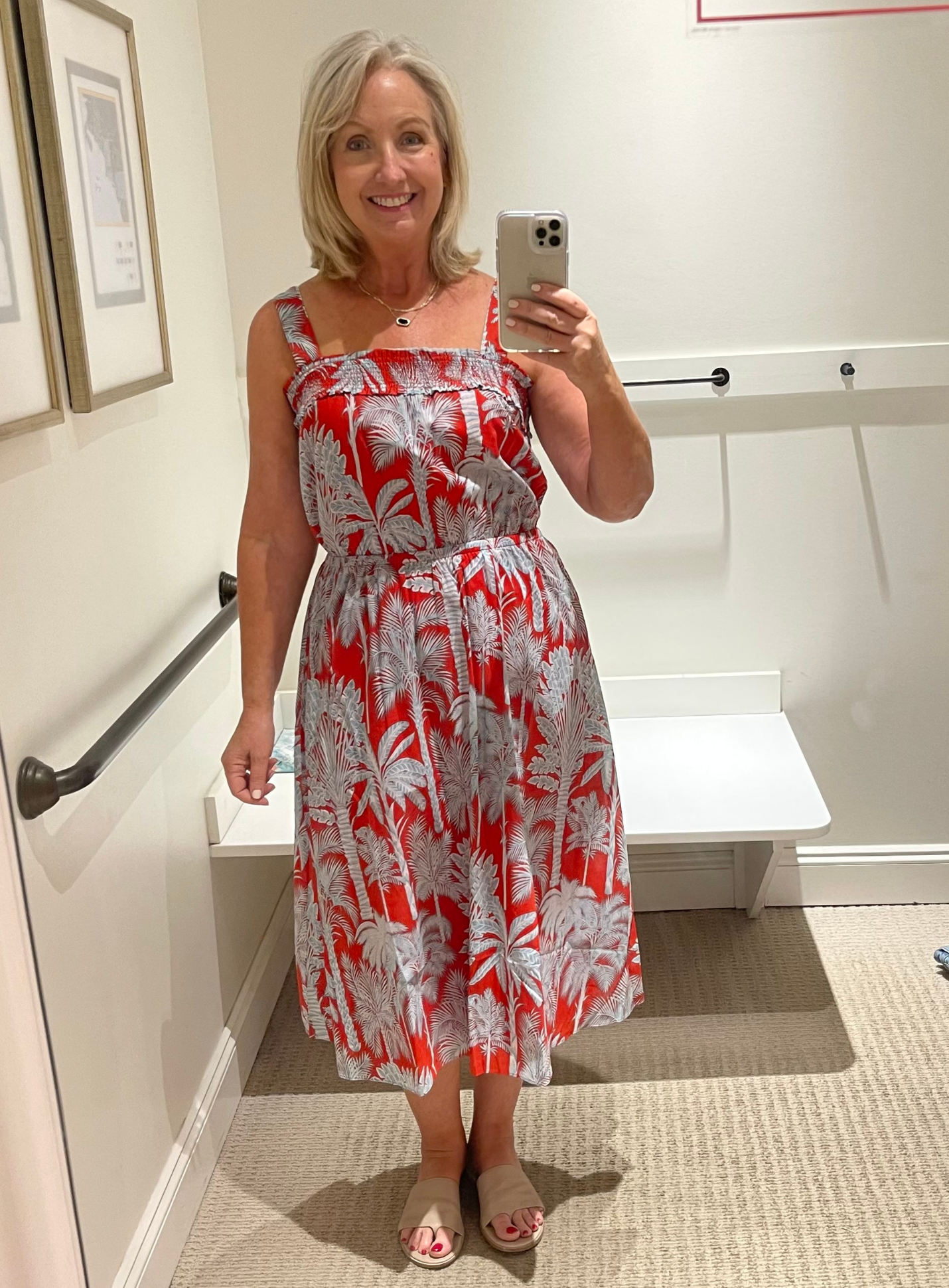 Talbots Summer 2021 Try-On 6