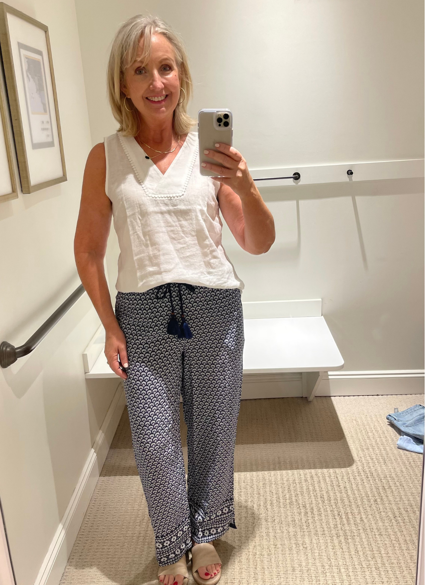 Talbots Summer 2021 Try-On 8