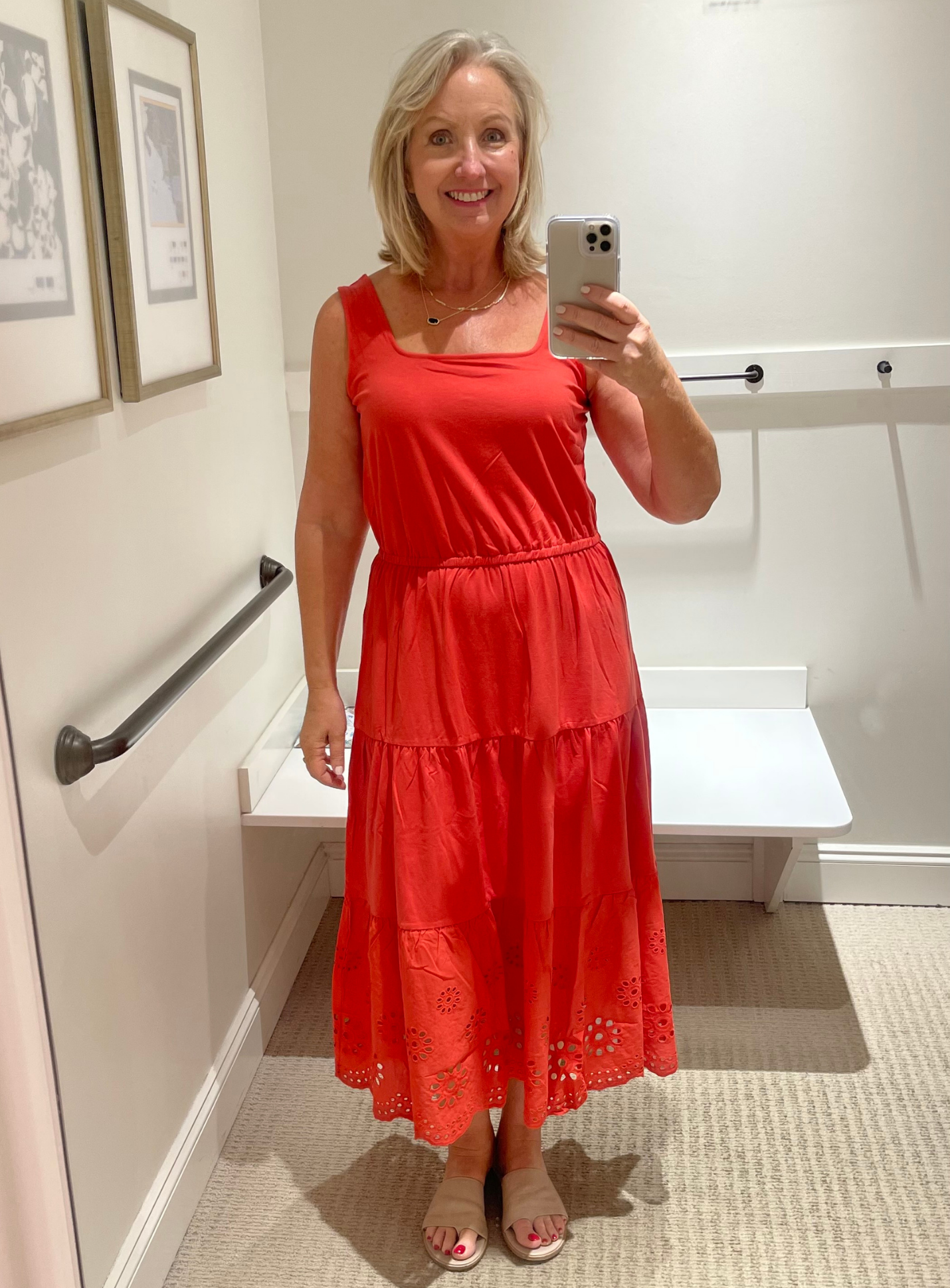 Talbots Summer 2021 Try-On7