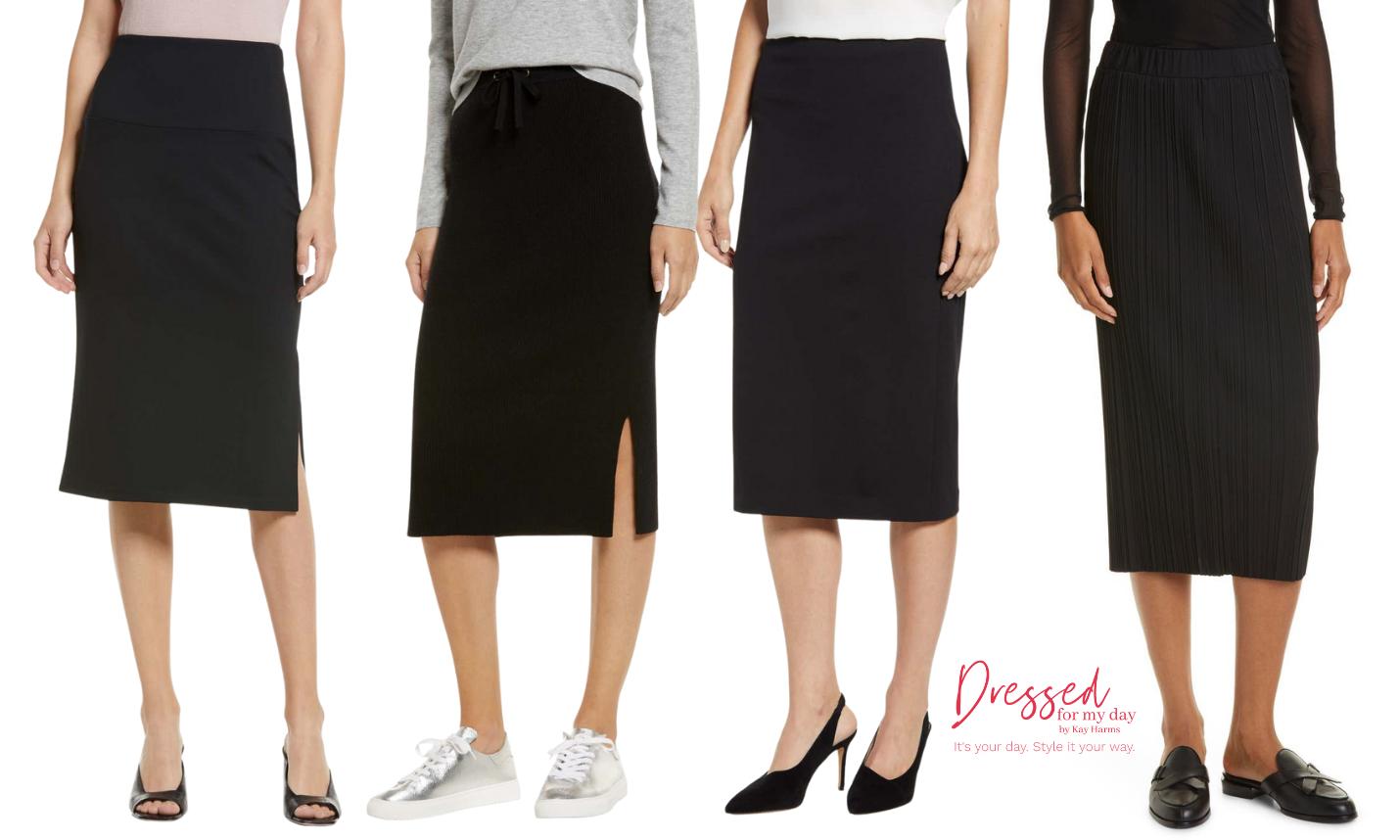 NSale Black Skirts