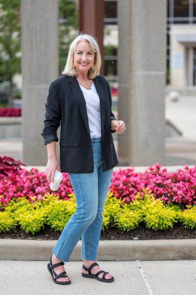 Elevated Summer Style Formula with Jeans