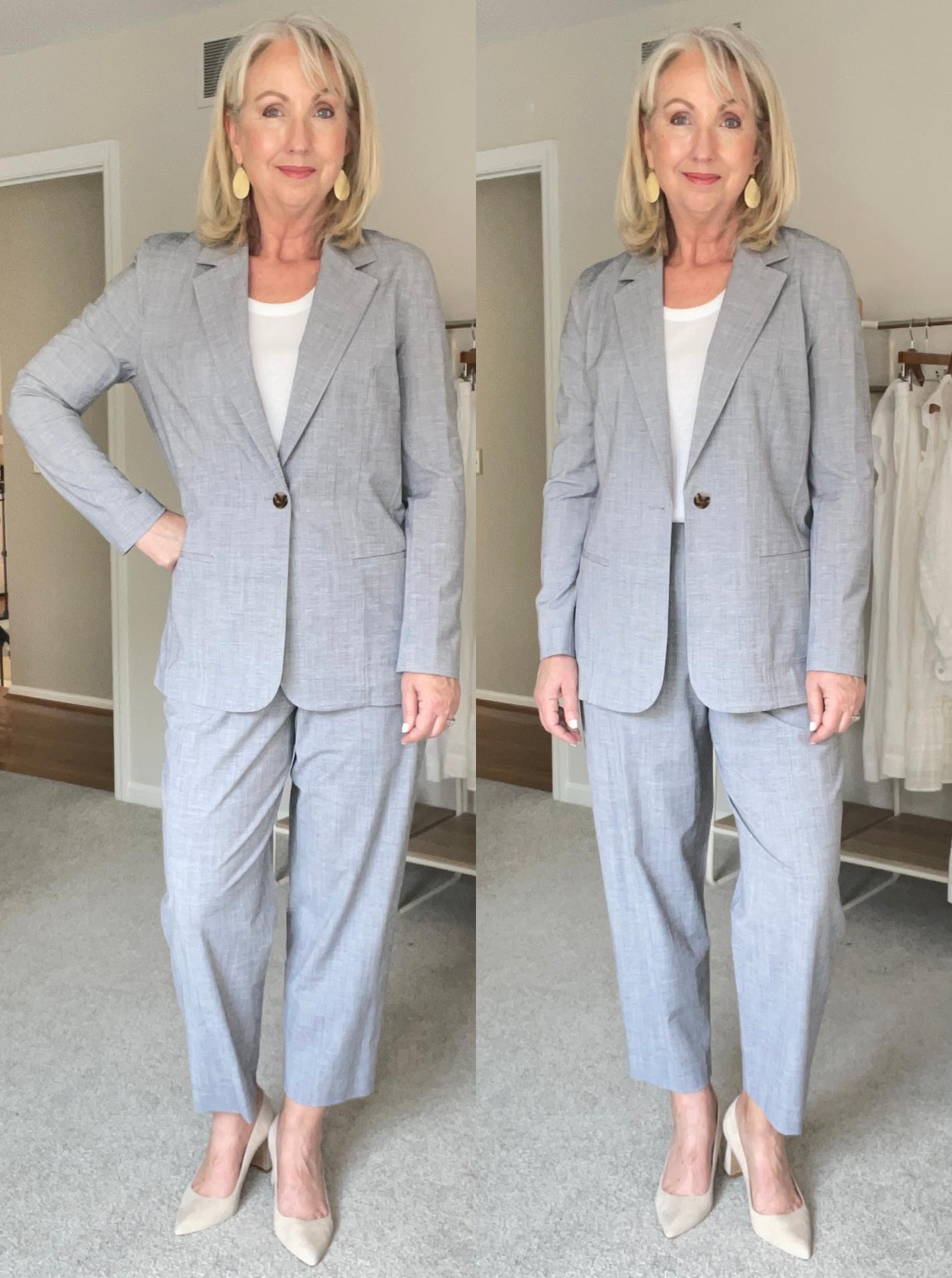 Lafayette 148 Suit
