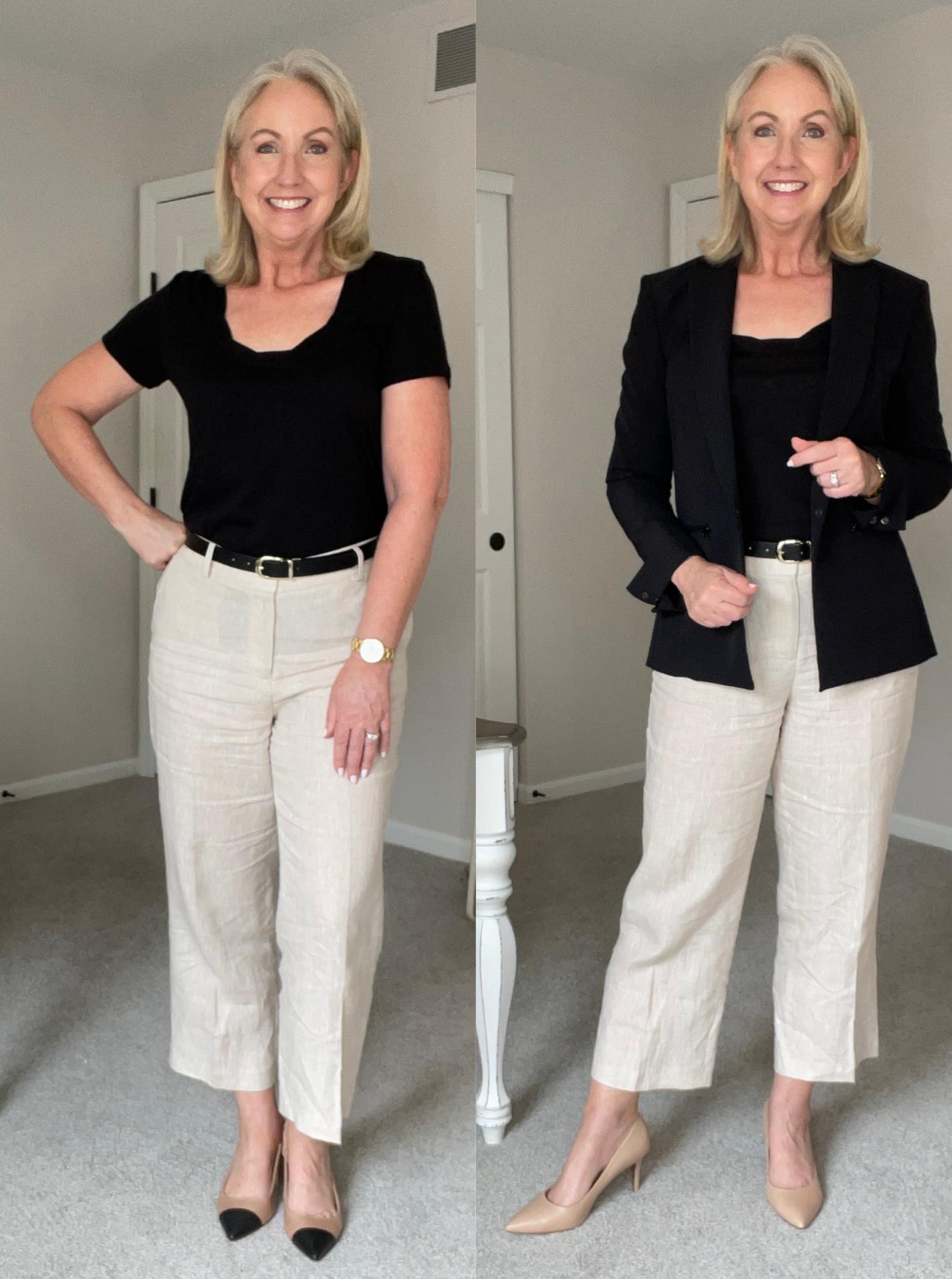 Modern Summer Work Outfits 13
