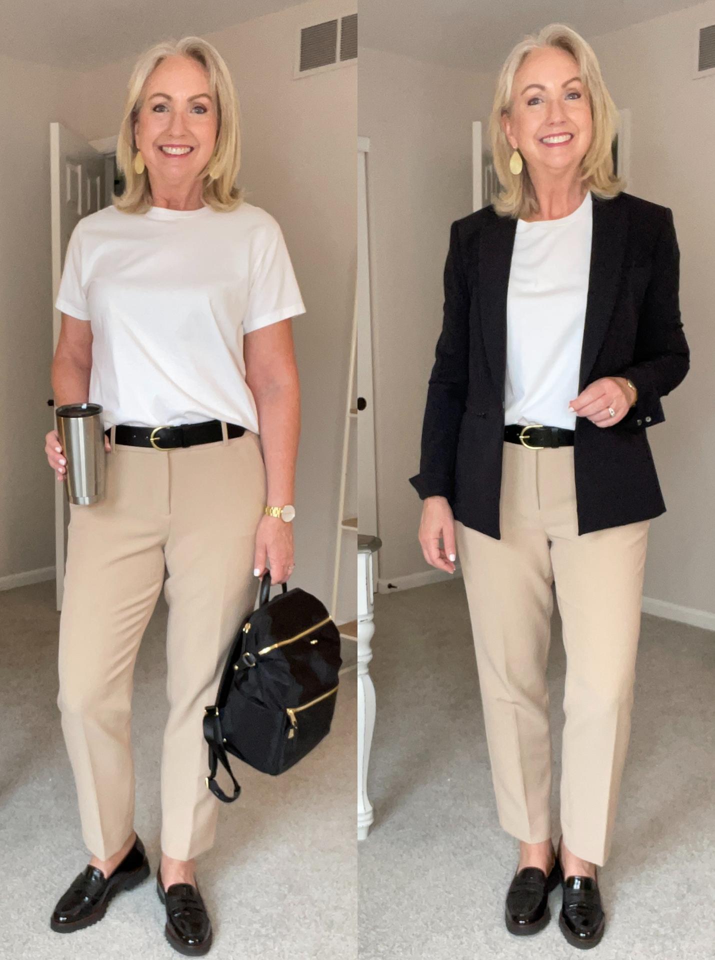 Modern Summer Work Outfits 17