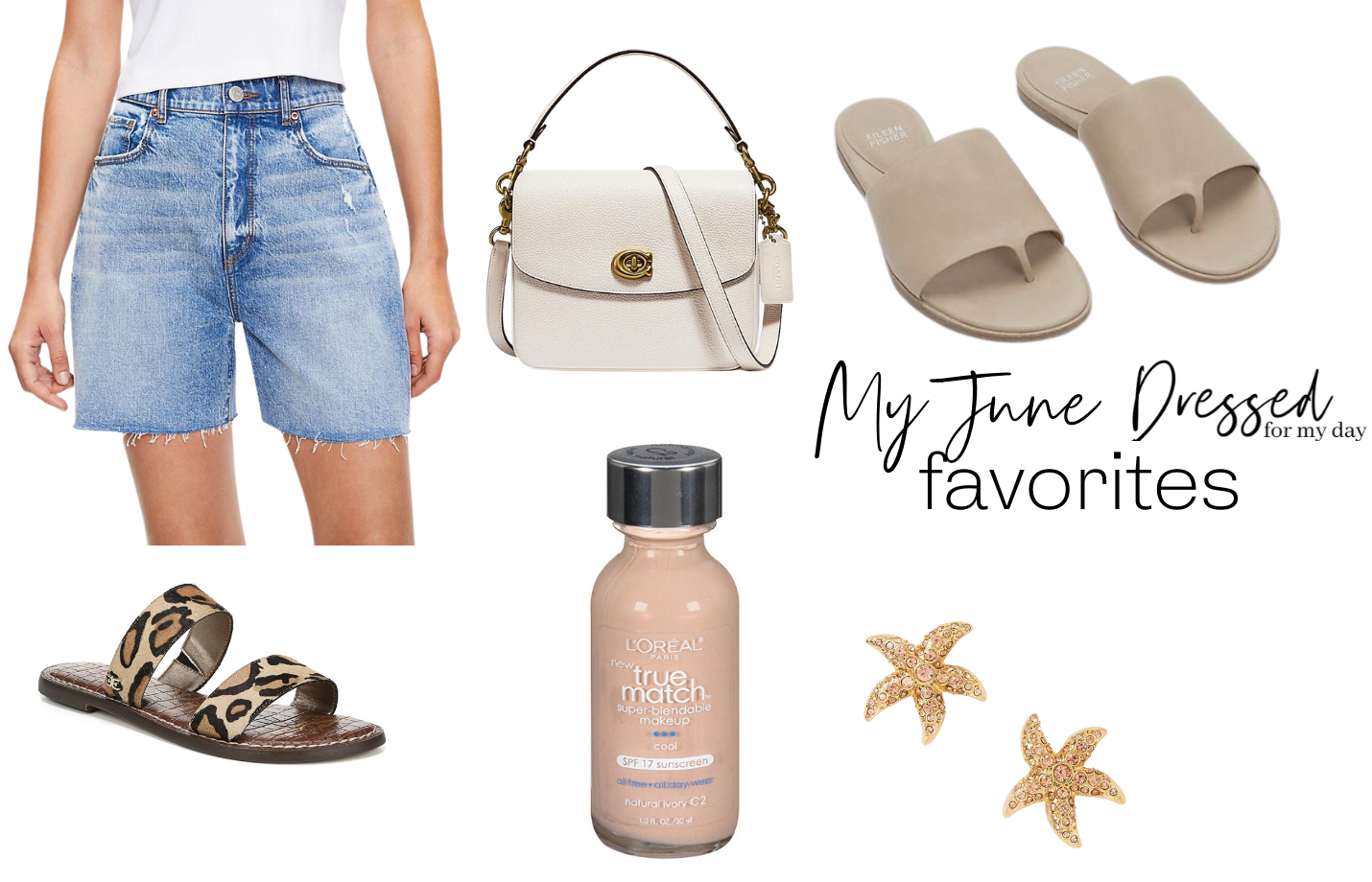 My June Dressed for My Day Favorites