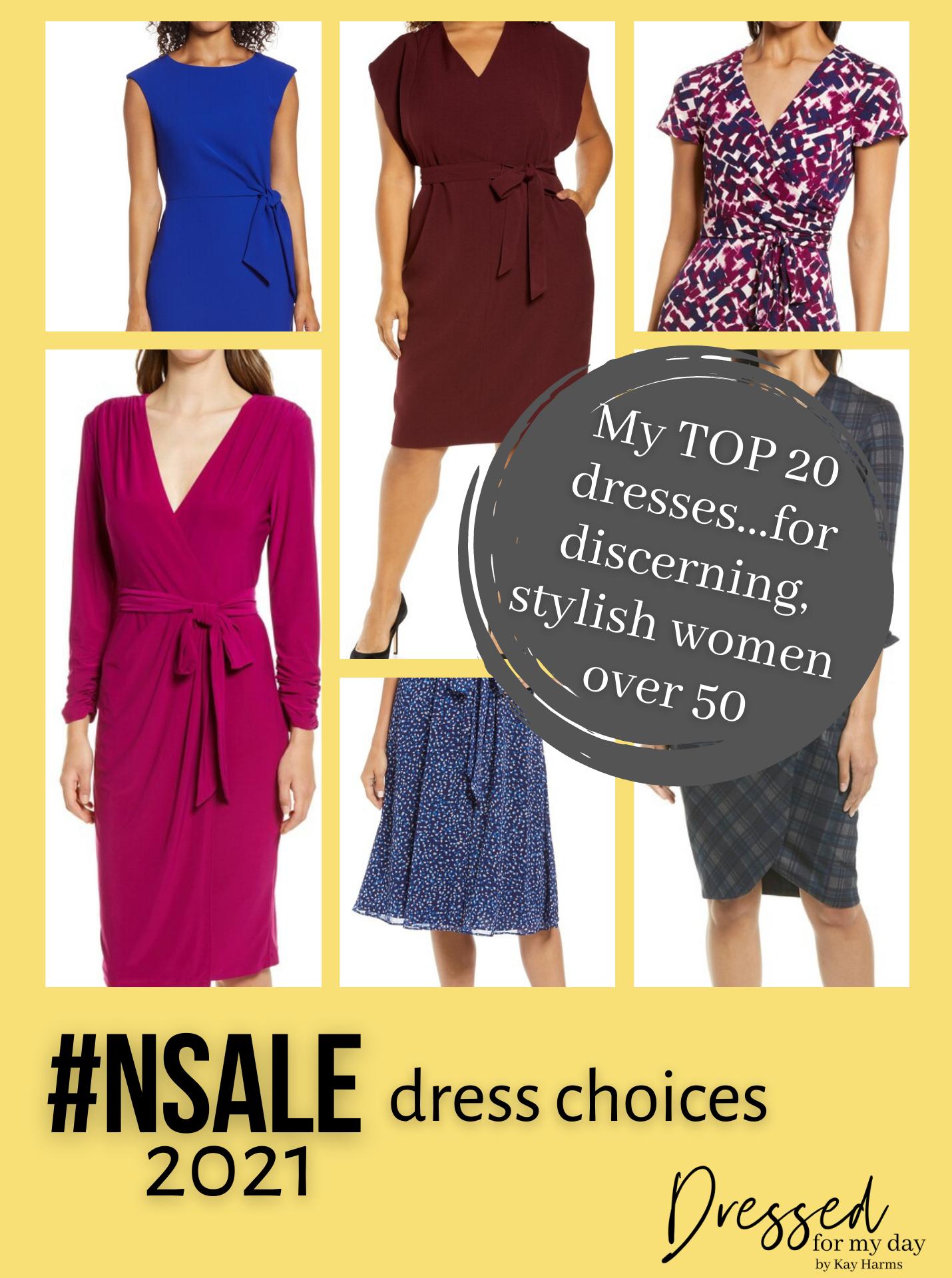 Nordstrom Anniversary Sale 2021 Favorite Dresses
