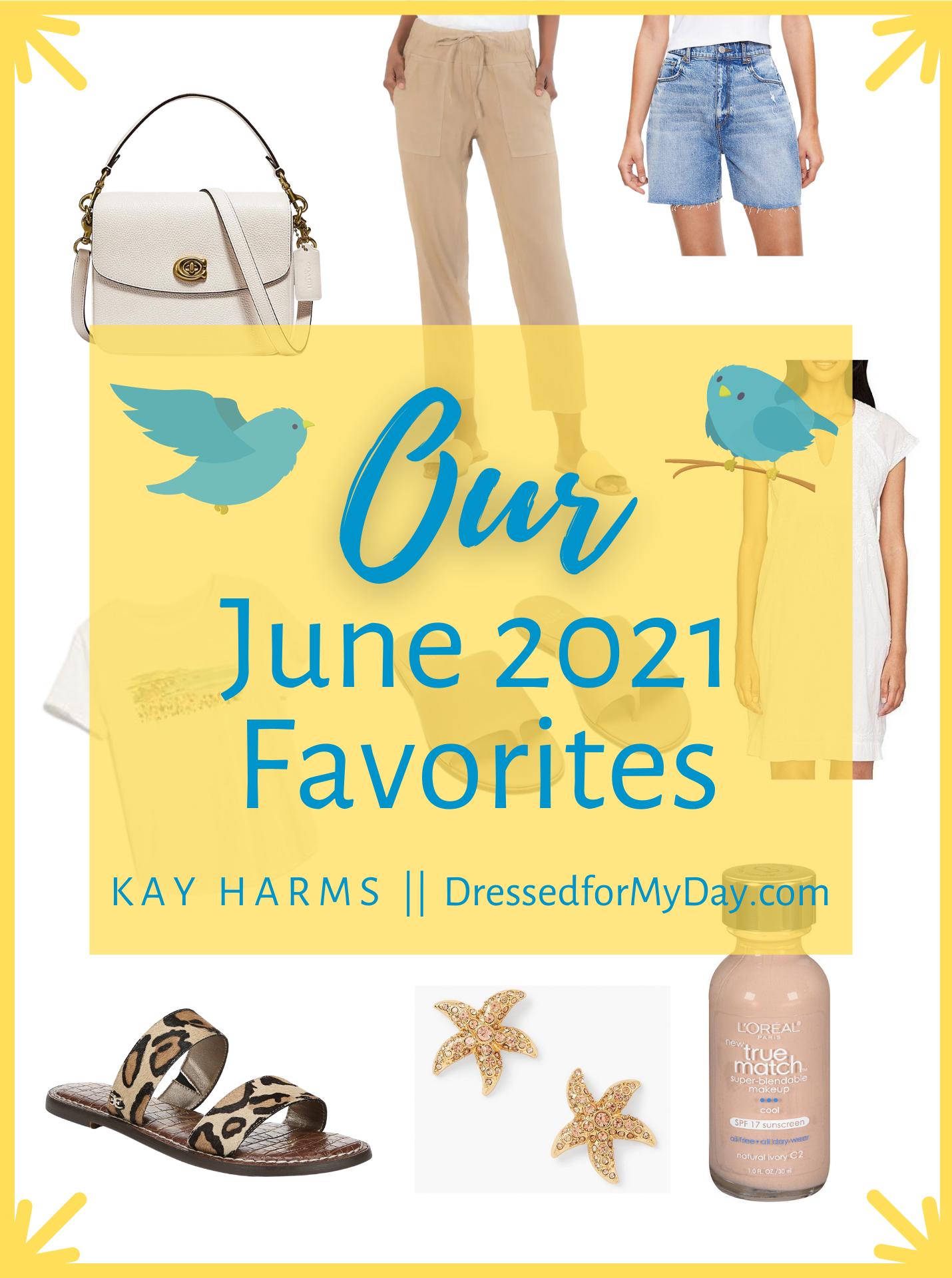 Our June 2021 Favorites