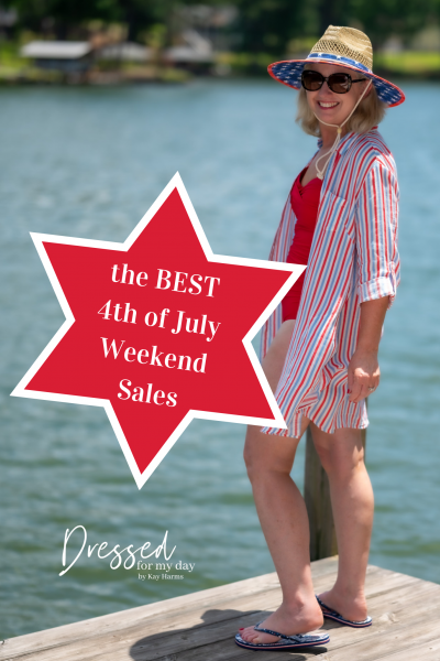The Best 4th of July Weekend Sales