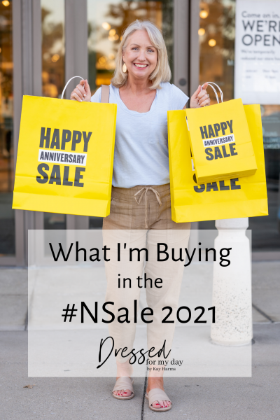 What I'm Buying in the #NSale 2021