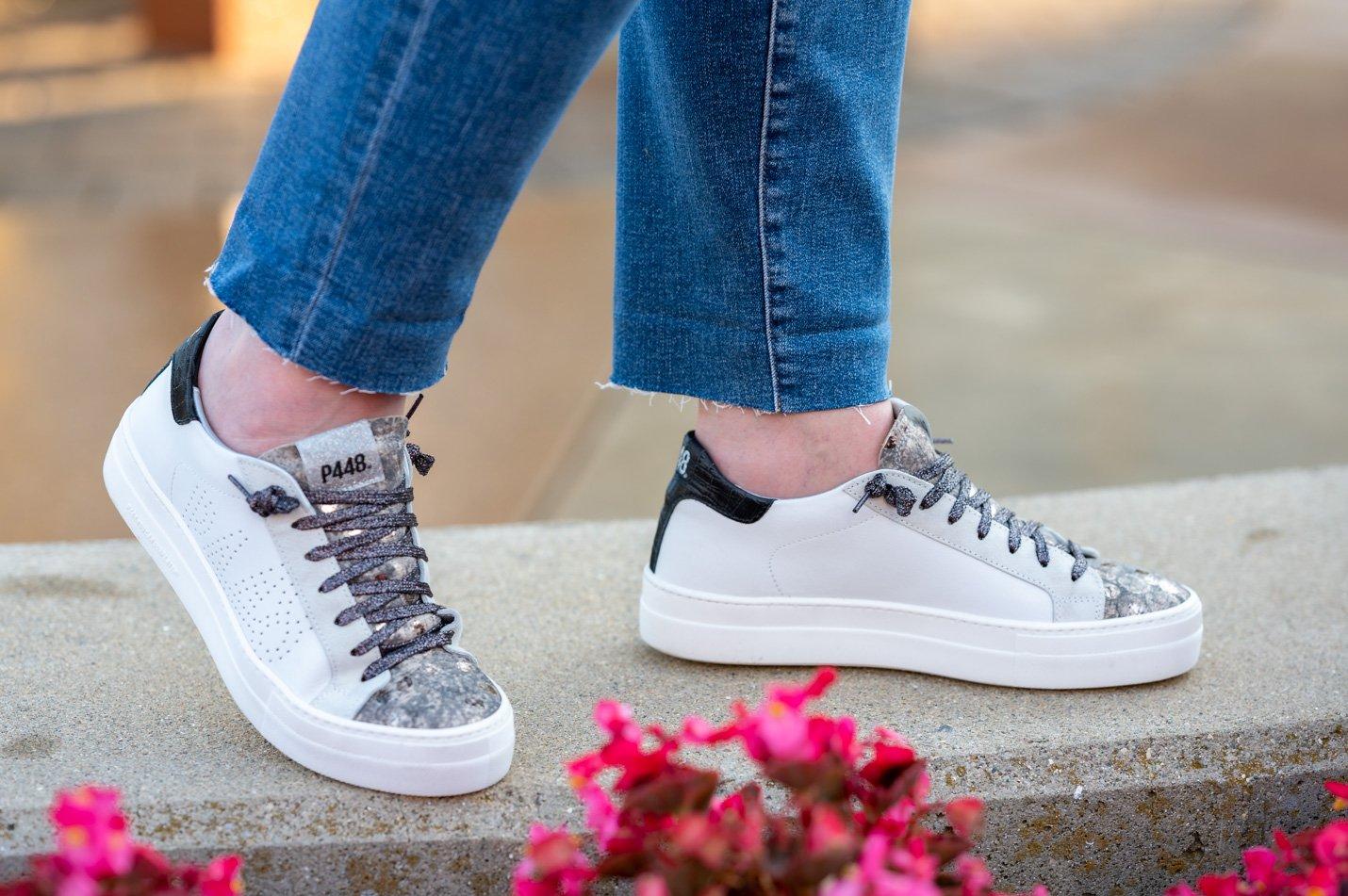 Jazzed Sneakers