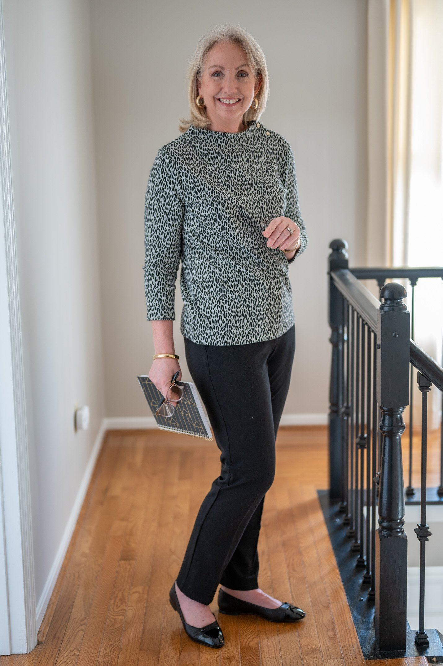 Fall Work Outfit for Women Over 50