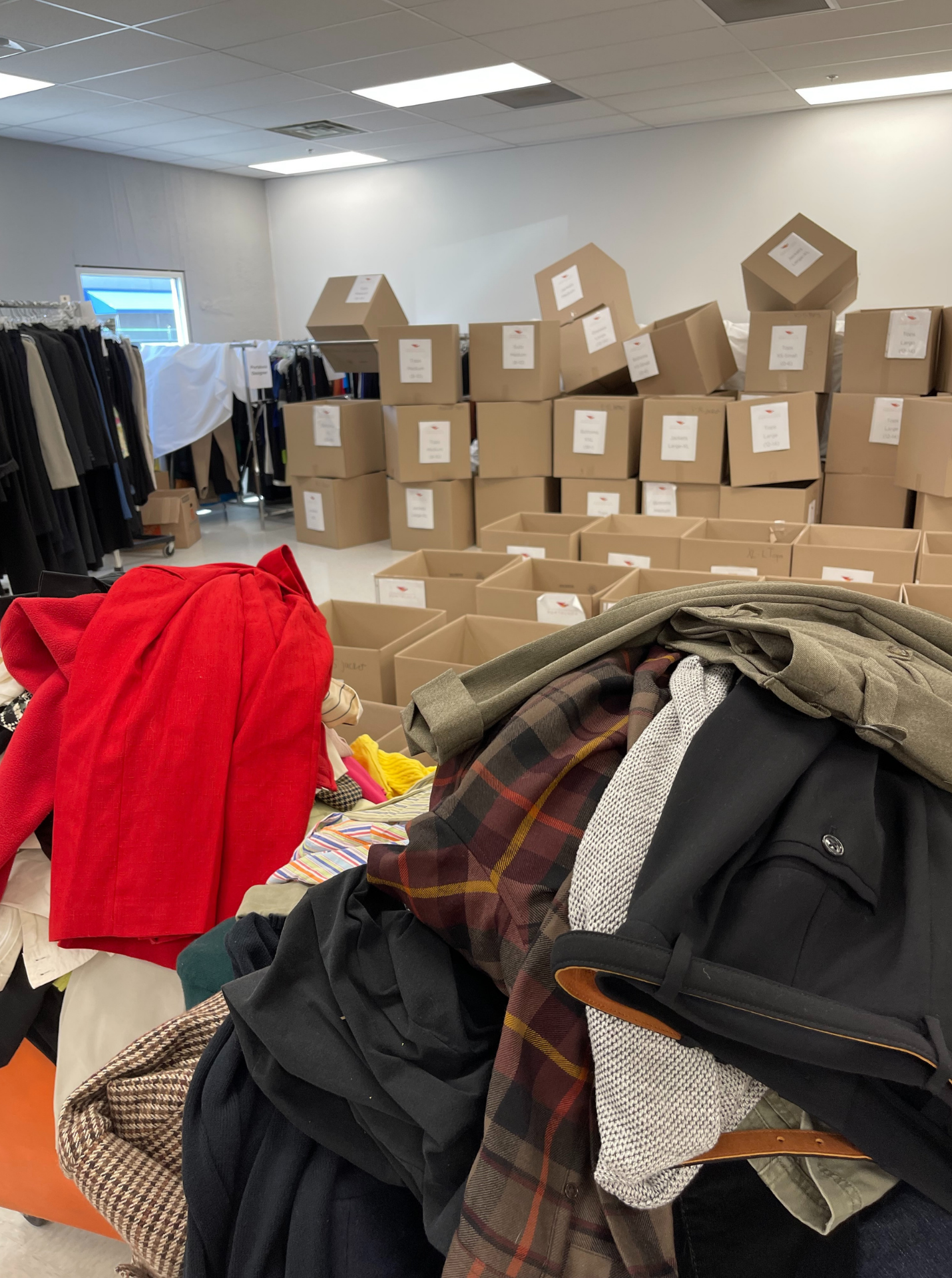 Dress for Success Donations