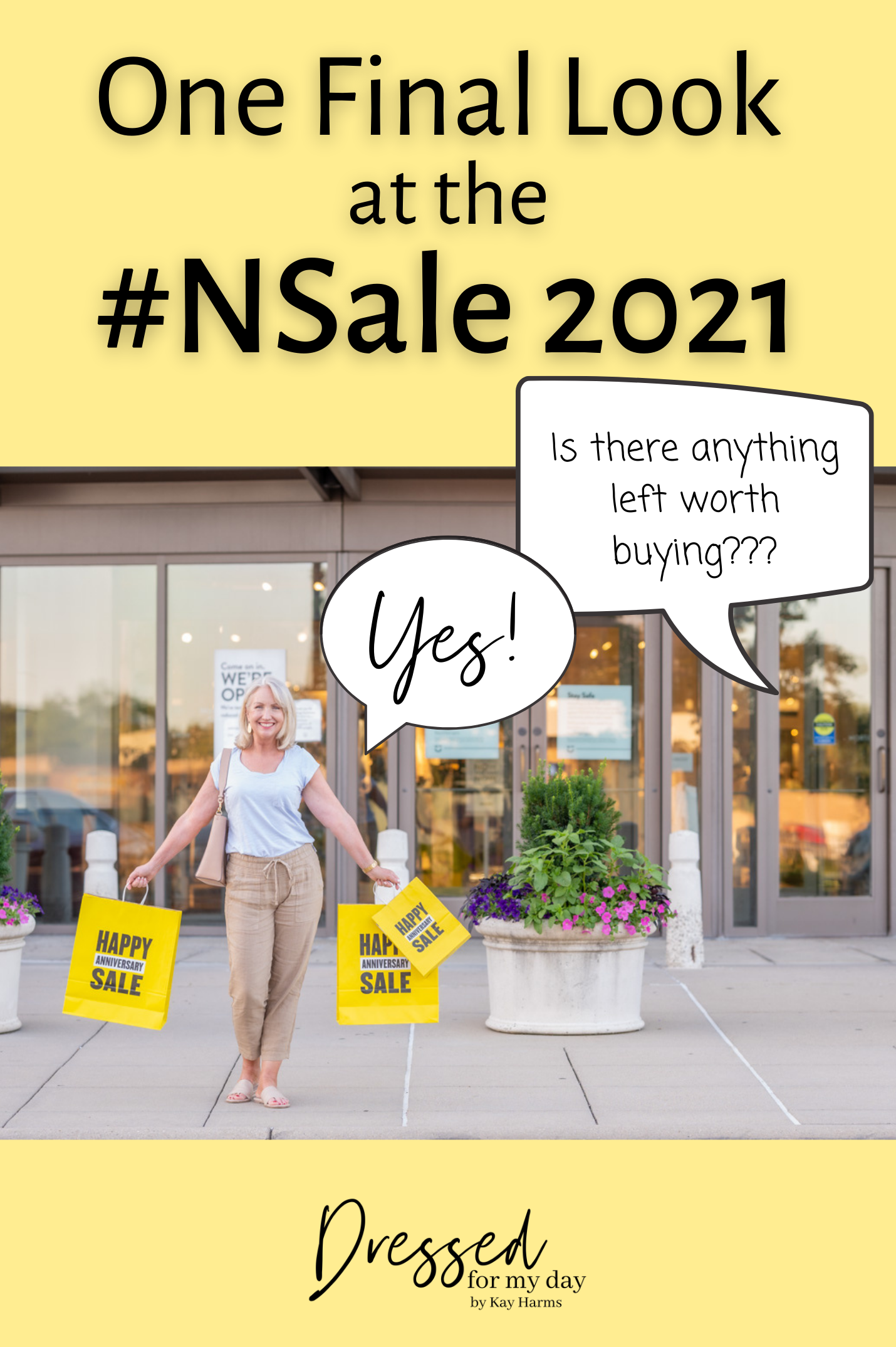 One Final Look at the #NSale 2021