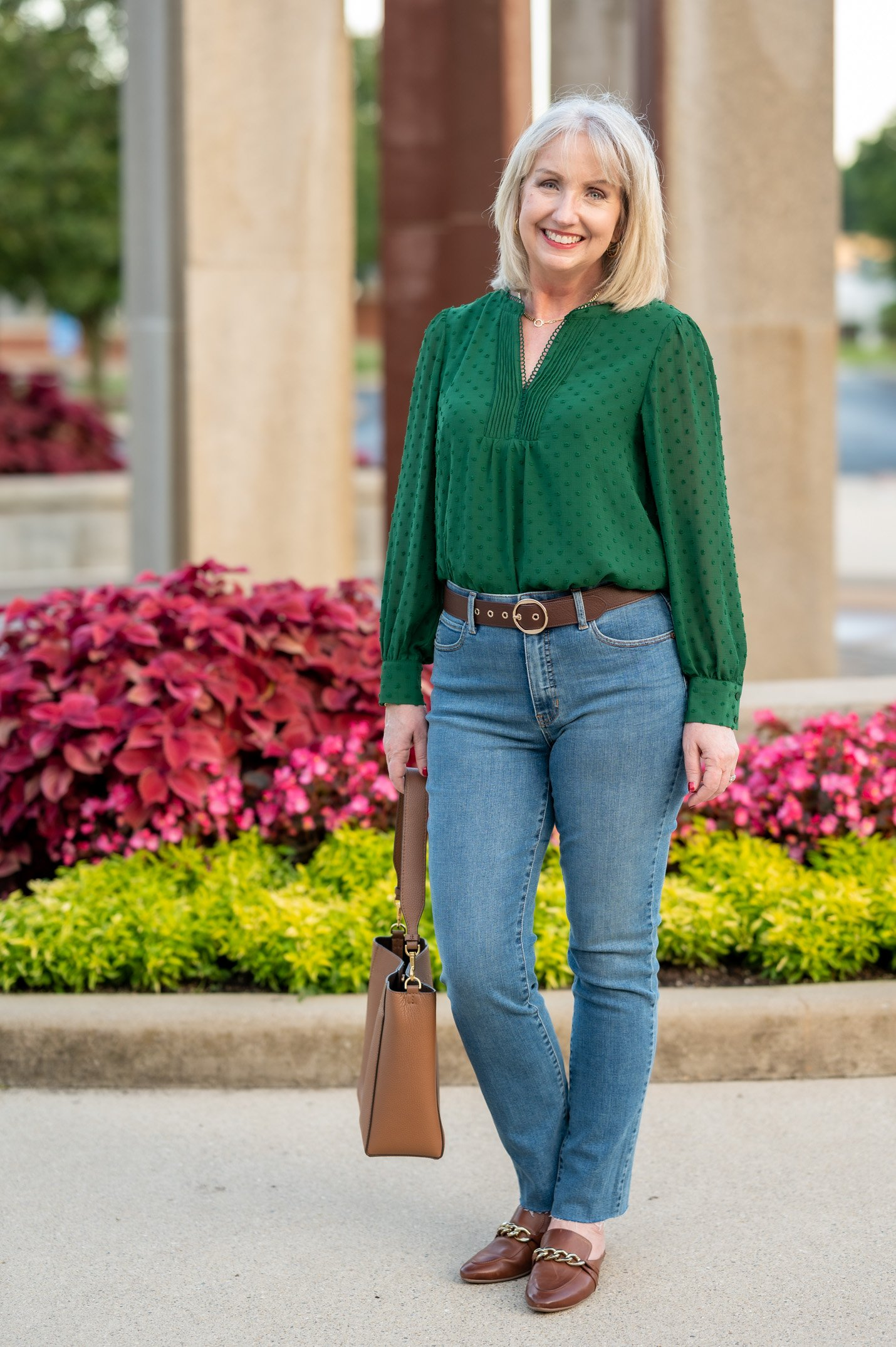 Elevated Casual Fall OUtfit