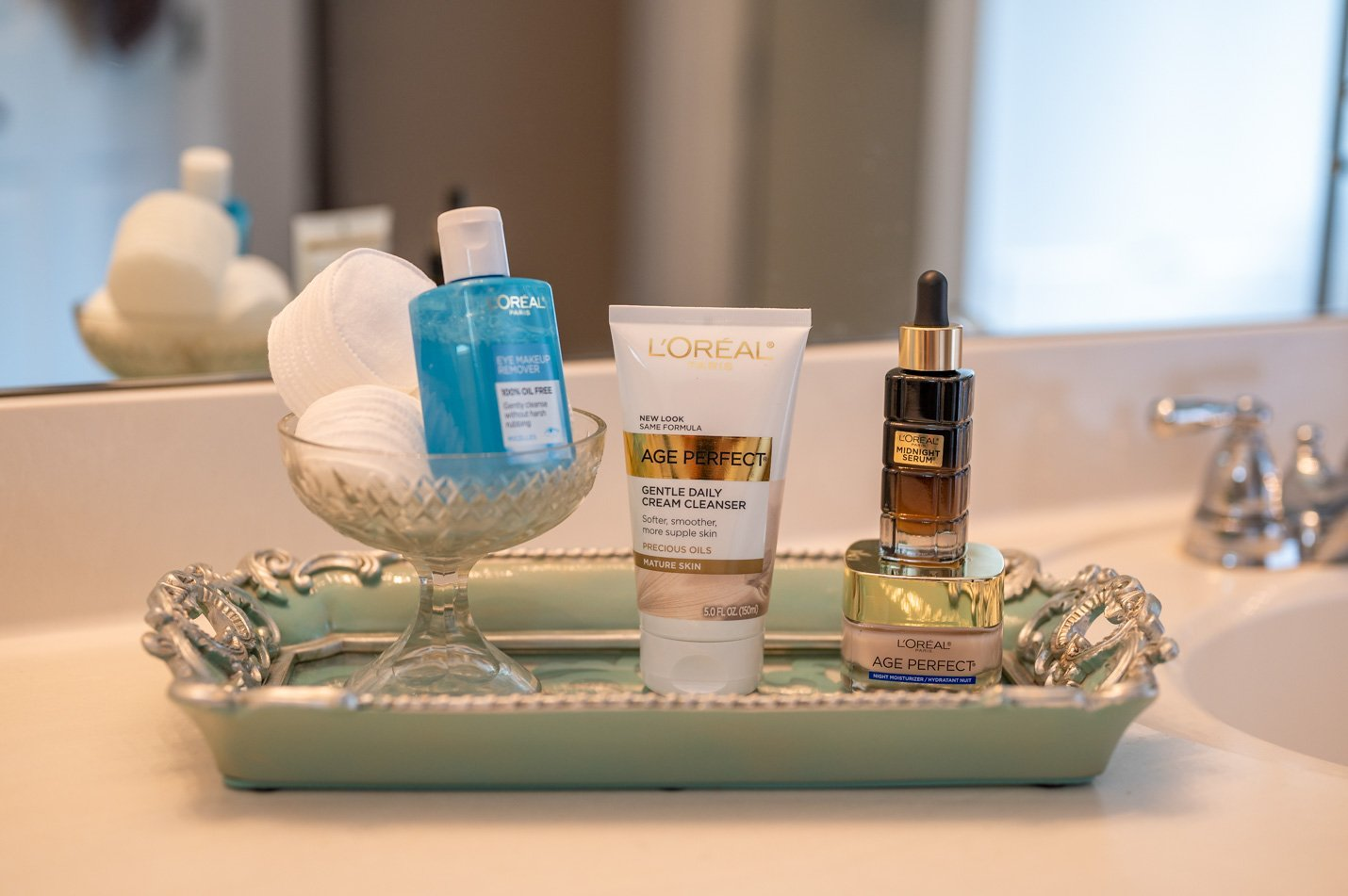 L'Oreal Skincare Products from Walmart