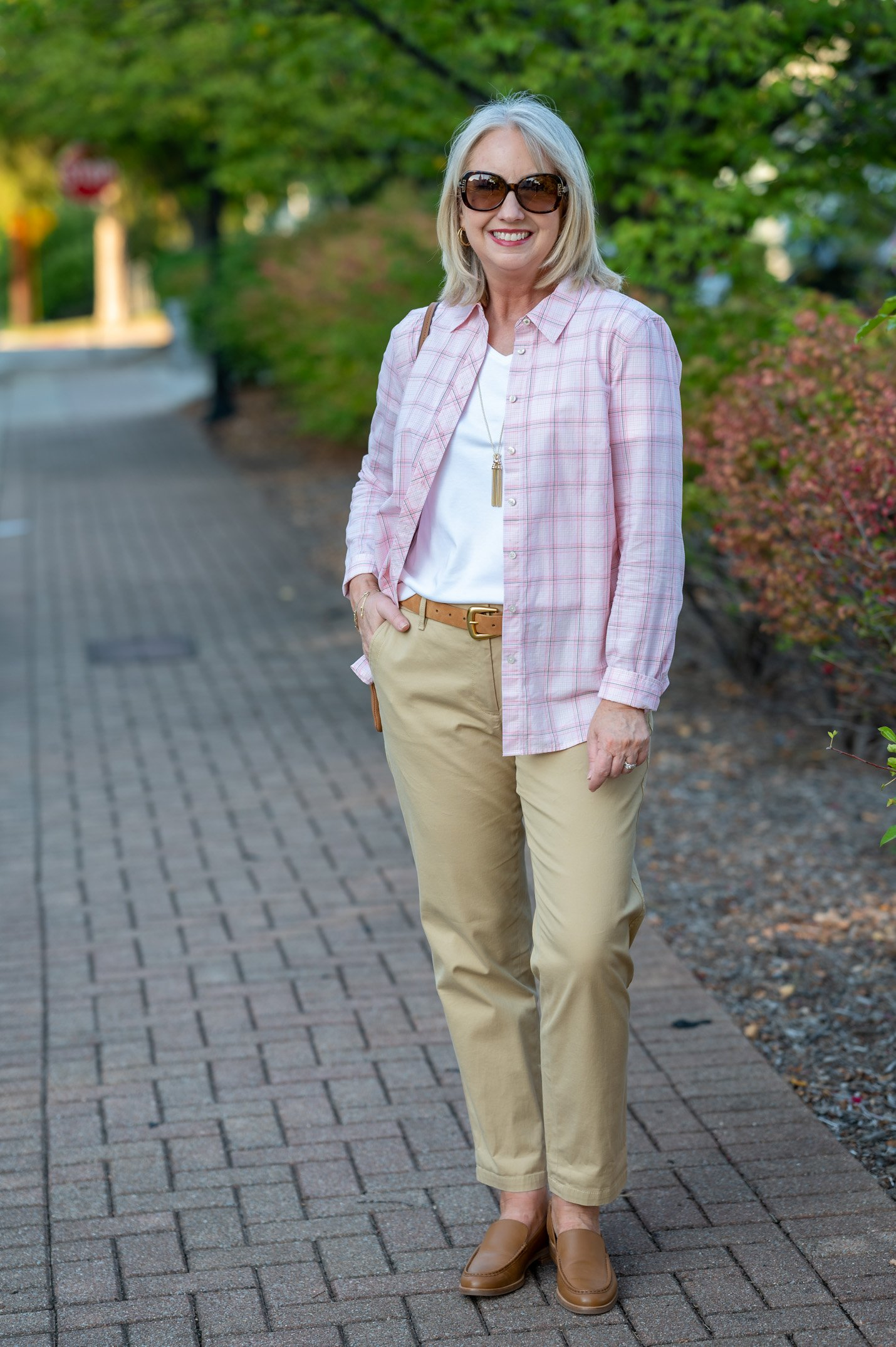 Favorite Classic Early Fall Outfit