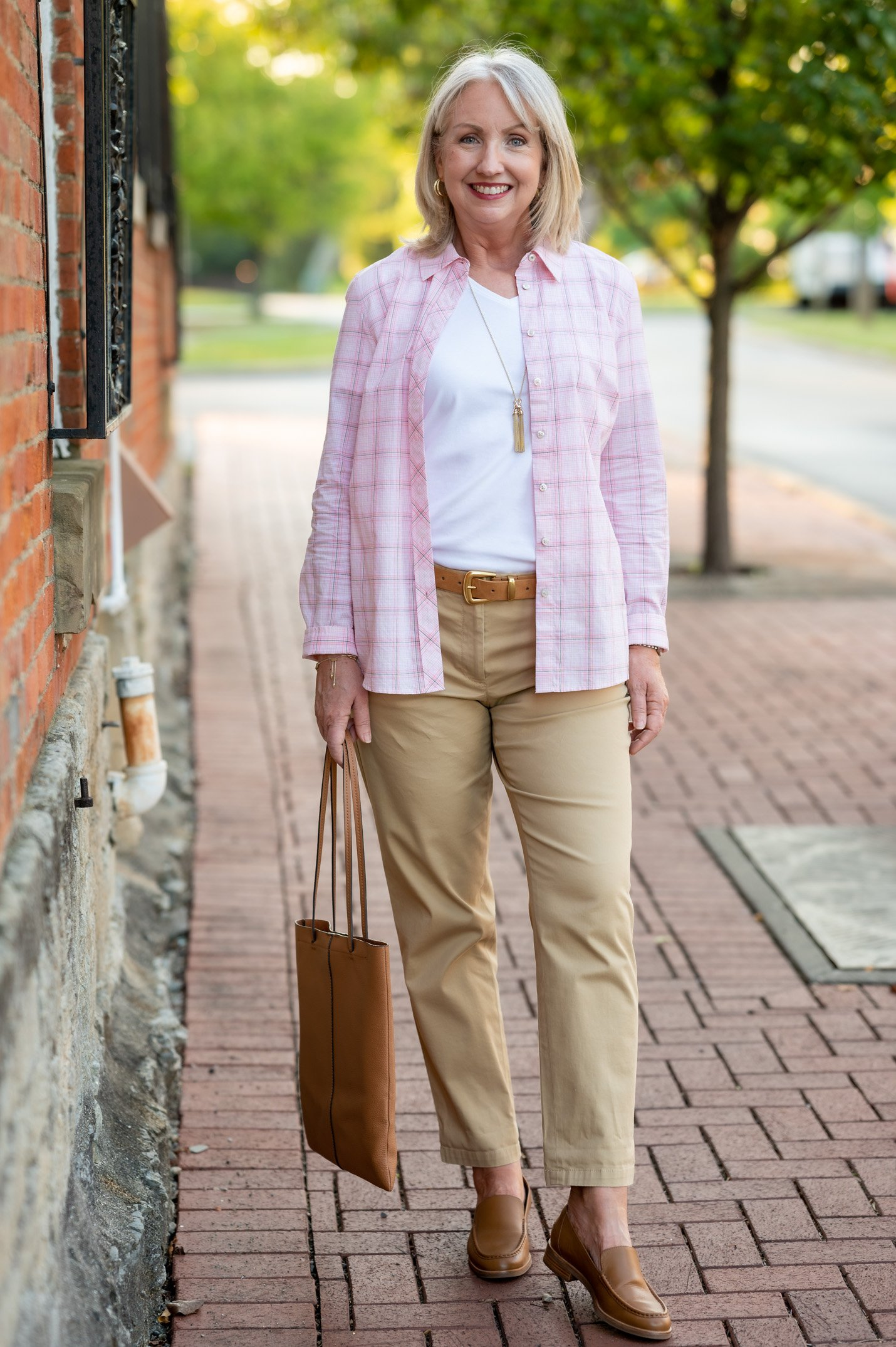 Favorite Early Fall Outfit