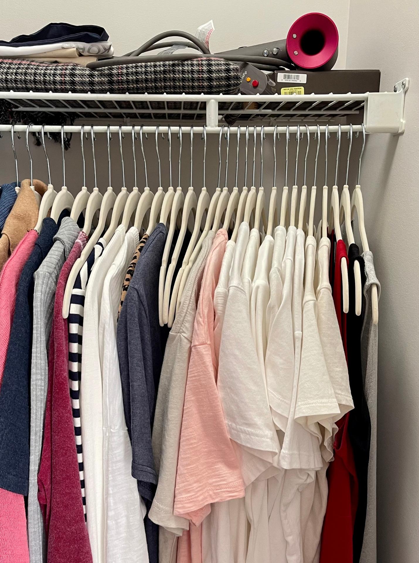 How I've Organized My Fall Wardrobe 3