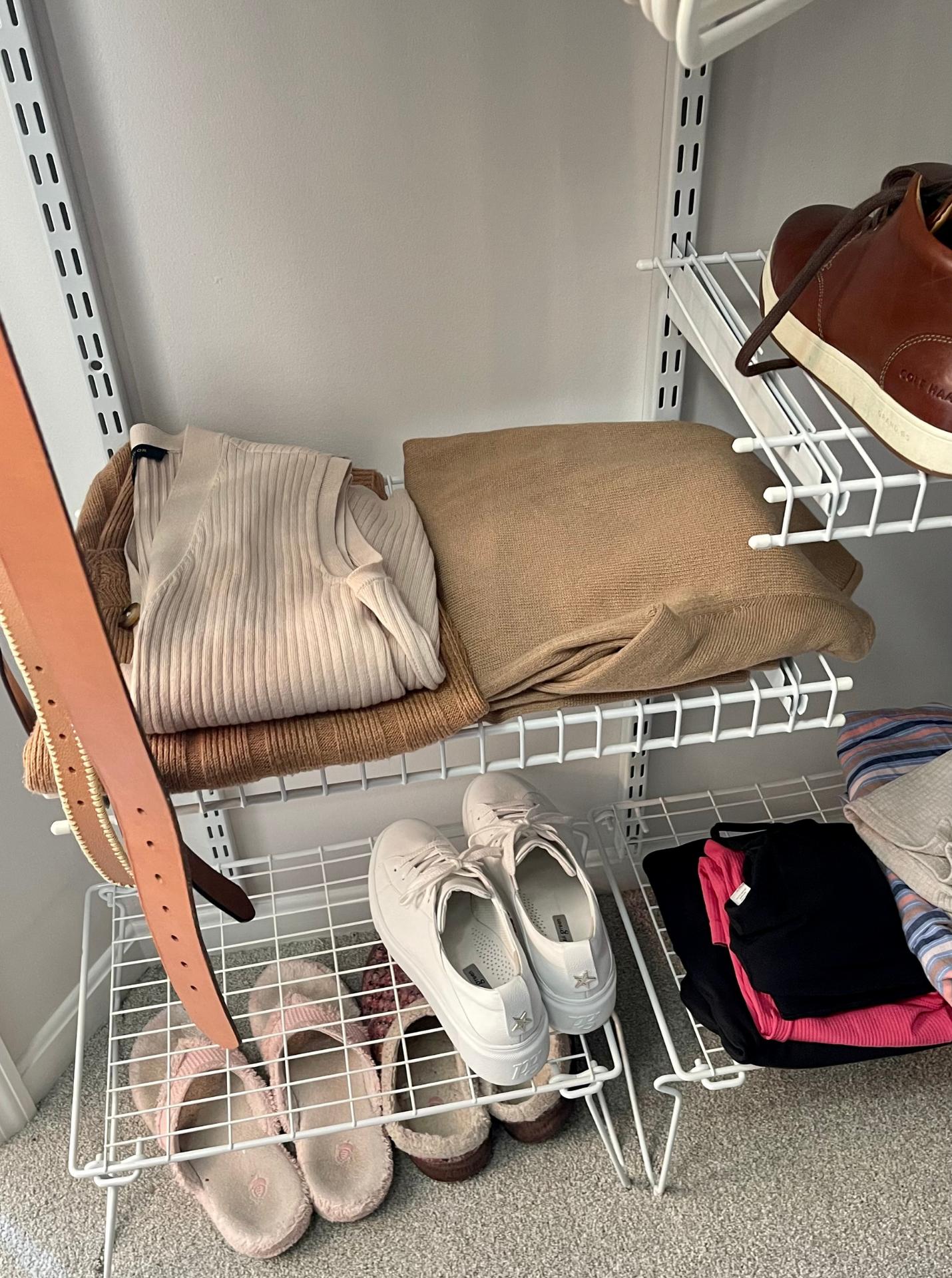 How I've Organized My Fall Wardrobe 4