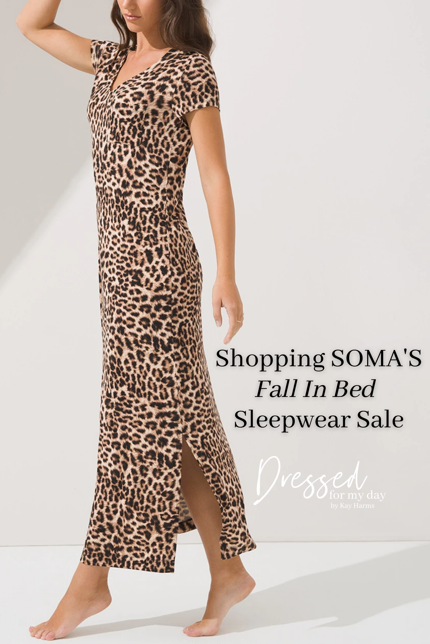 Shopping SOMA'S Fall In Bed Sleepwear Sale