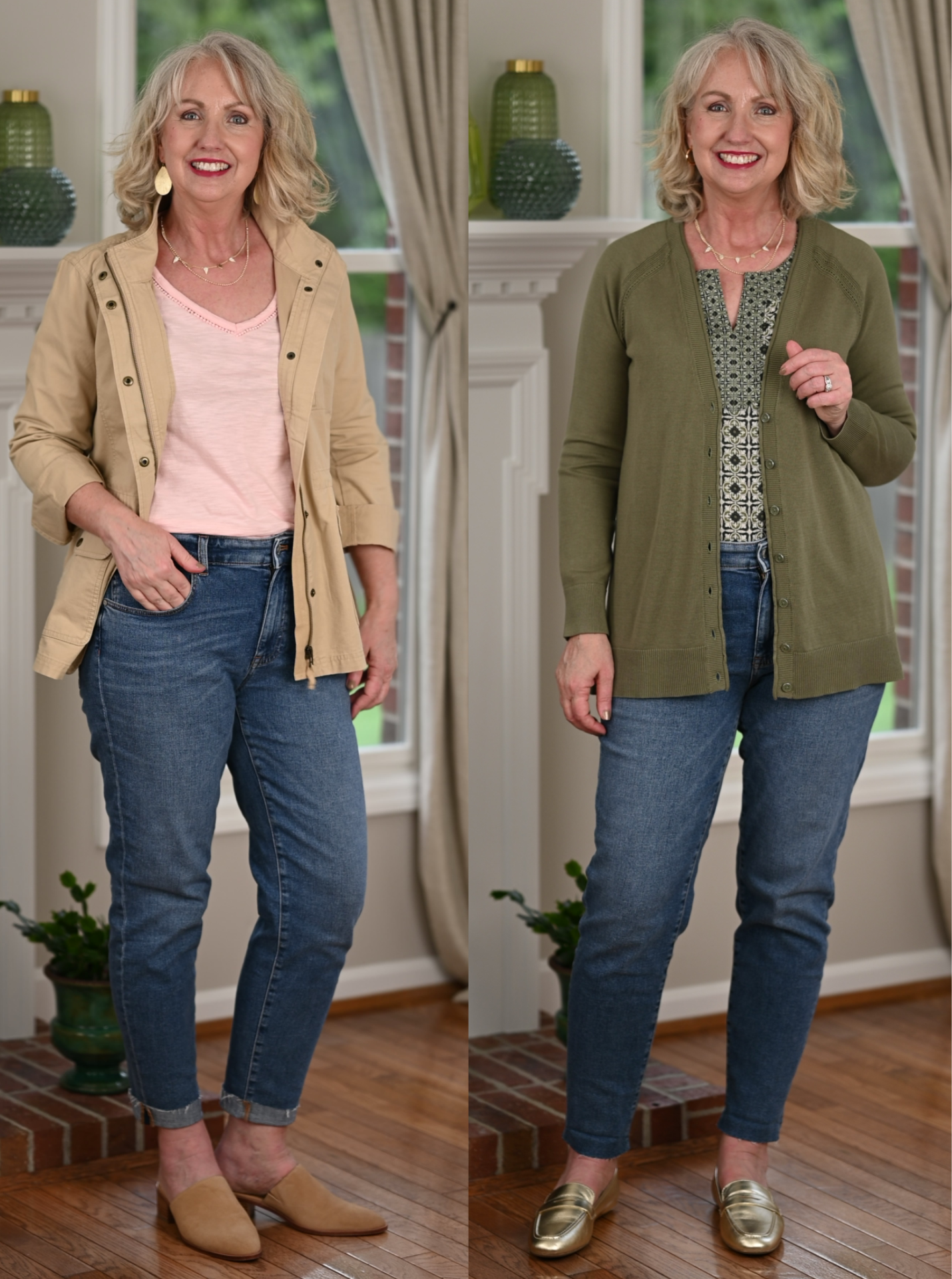 Talbots Relaxed Everyday Jeans