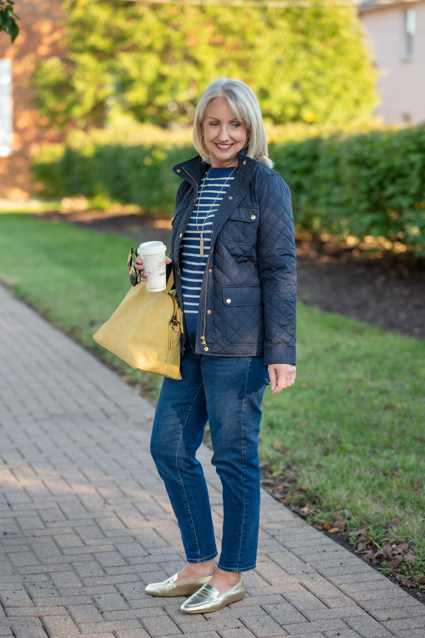 Classic Cashmere with a fun Twist for Fall
