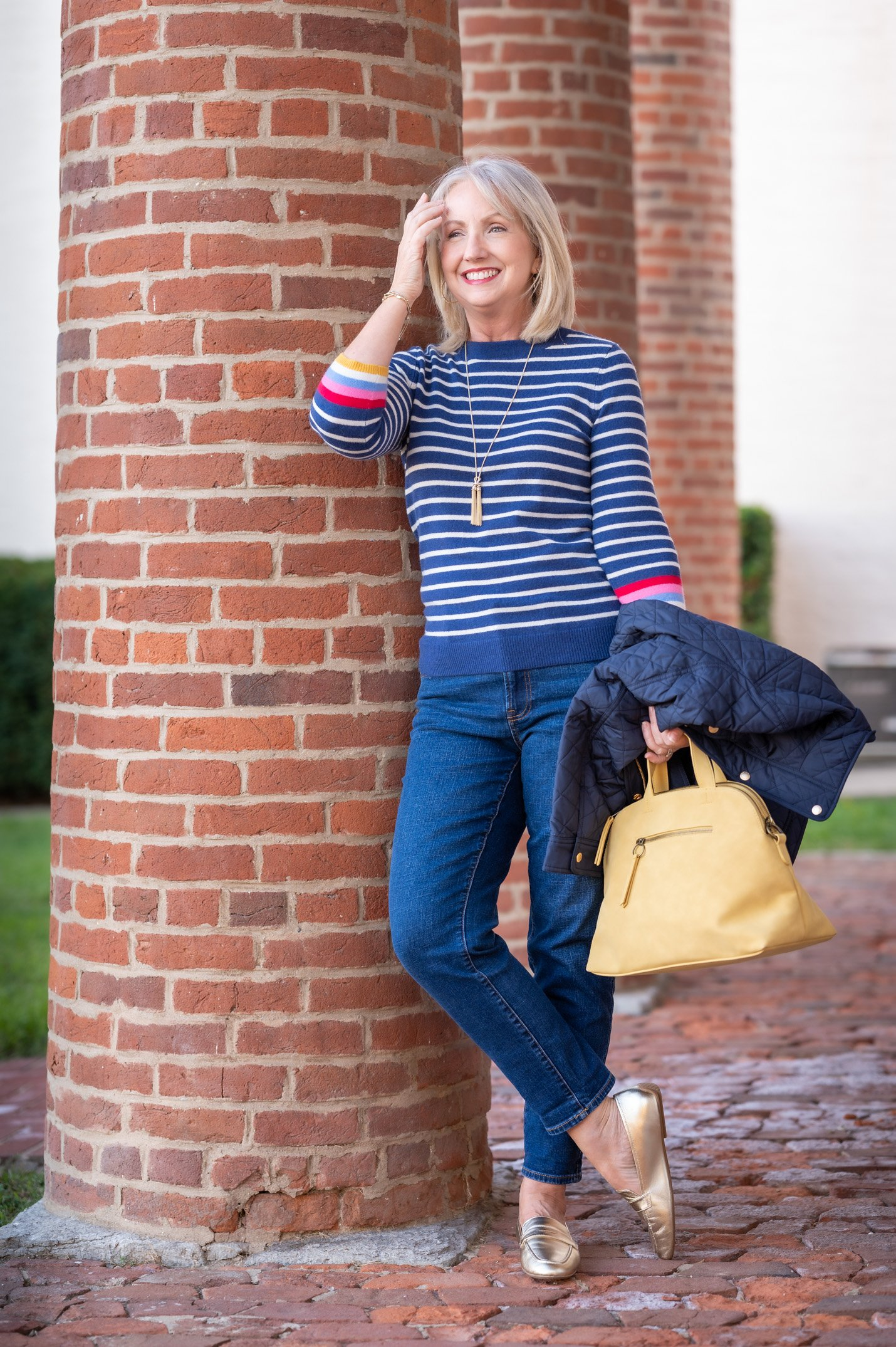 Casual and Classic Fall Outfit