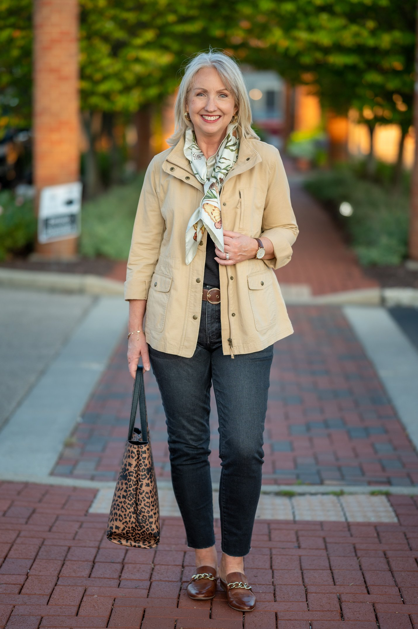 Mixing Neutrals for Fall
