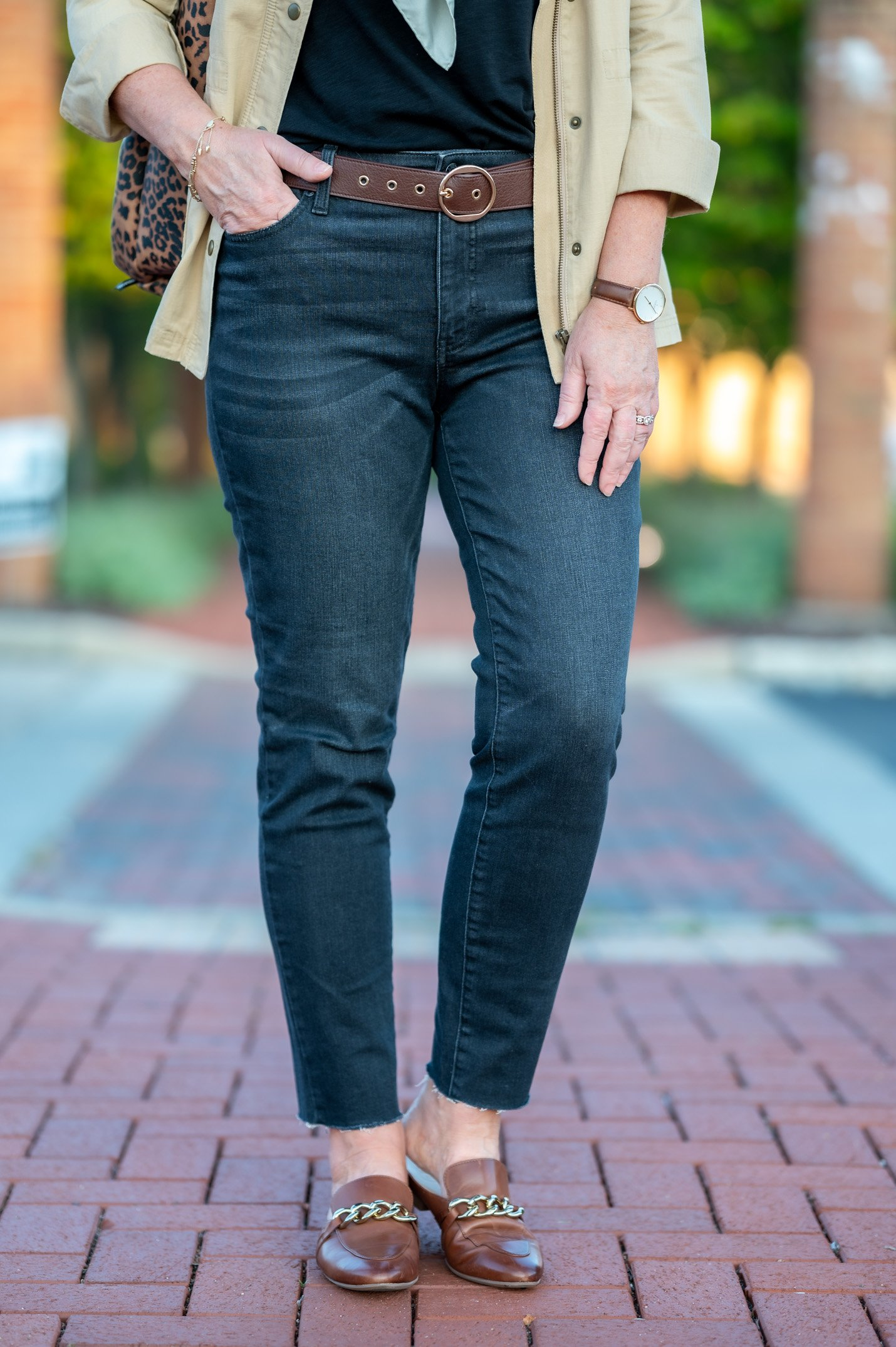 Black Jeans for Fall