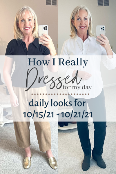 Daily Outfits for October