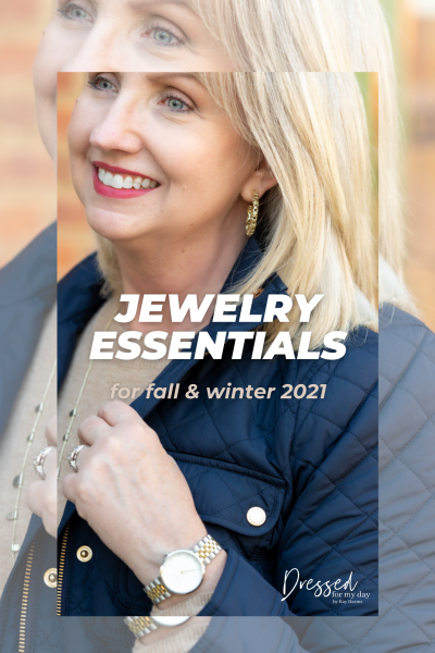 Jewelry essentials for Fall and Winter 2021